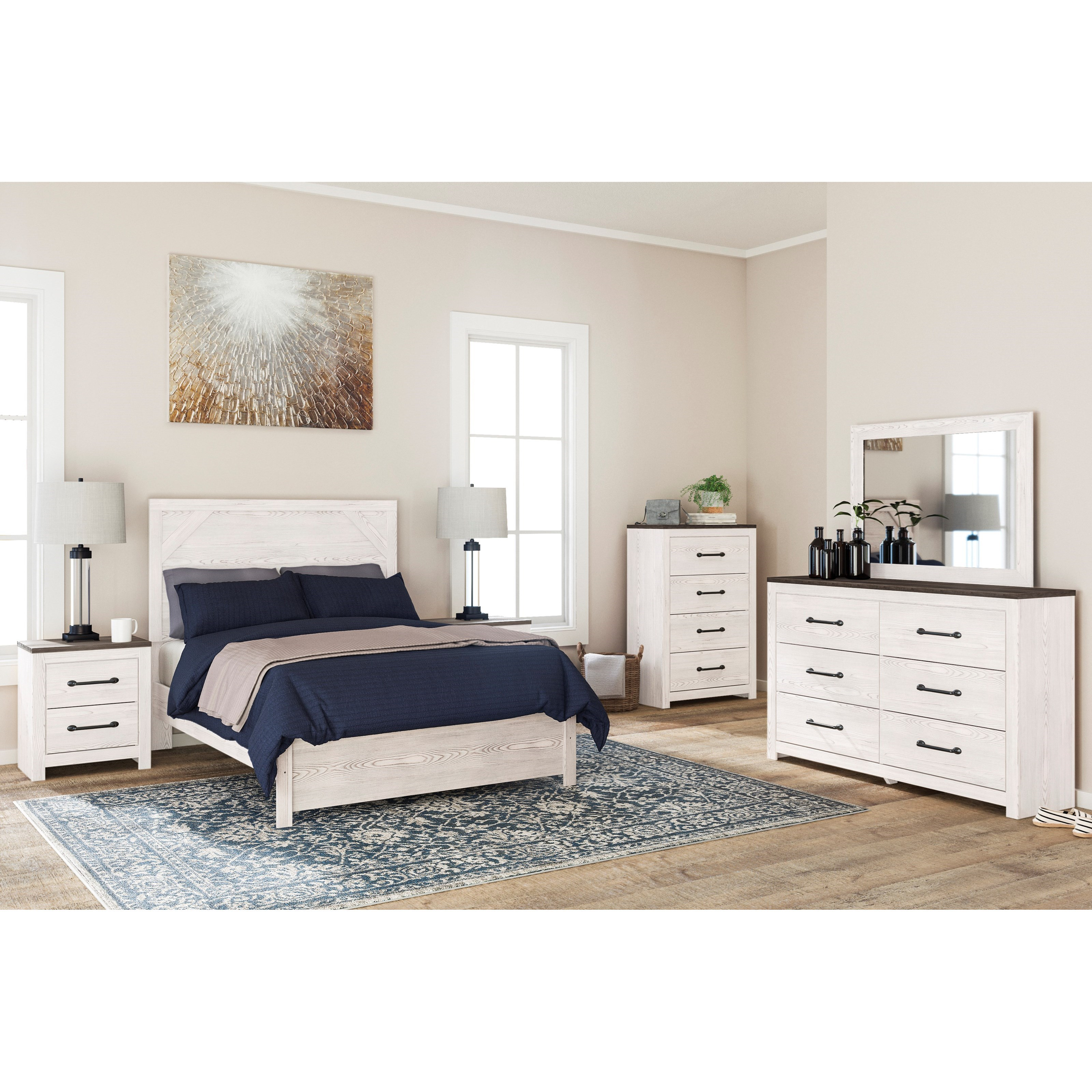 Gerridan Full Bedroom Group by Signature Design by Ashley at Northeast Factory Direct