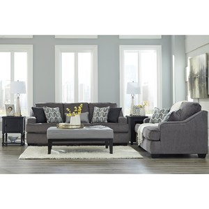 Signature Design by Ashley Gilmer Stationary Living Room Group