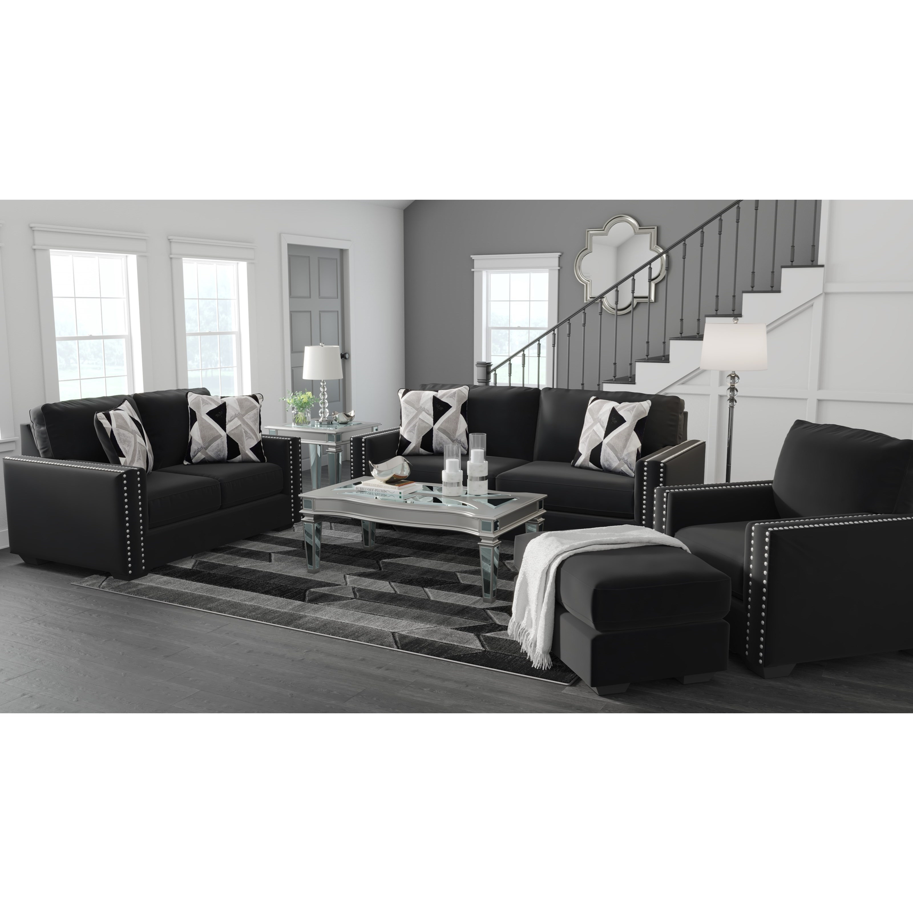 Gleston Living Room Group by Signature Design by Ashley at Smart Buy Furniture