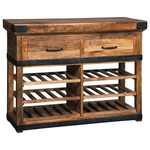 Signature Design by Ashley Glosco Wine Cabinet