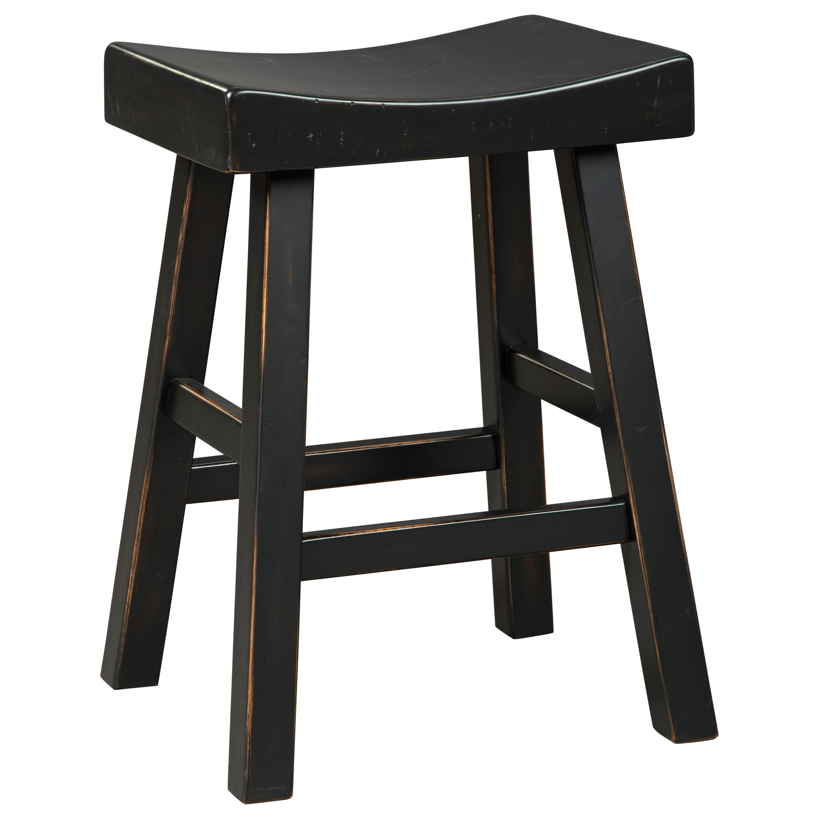 Glosco Stool by Signature Design by Ashley at Miller Waldrop Furniture and Decor
