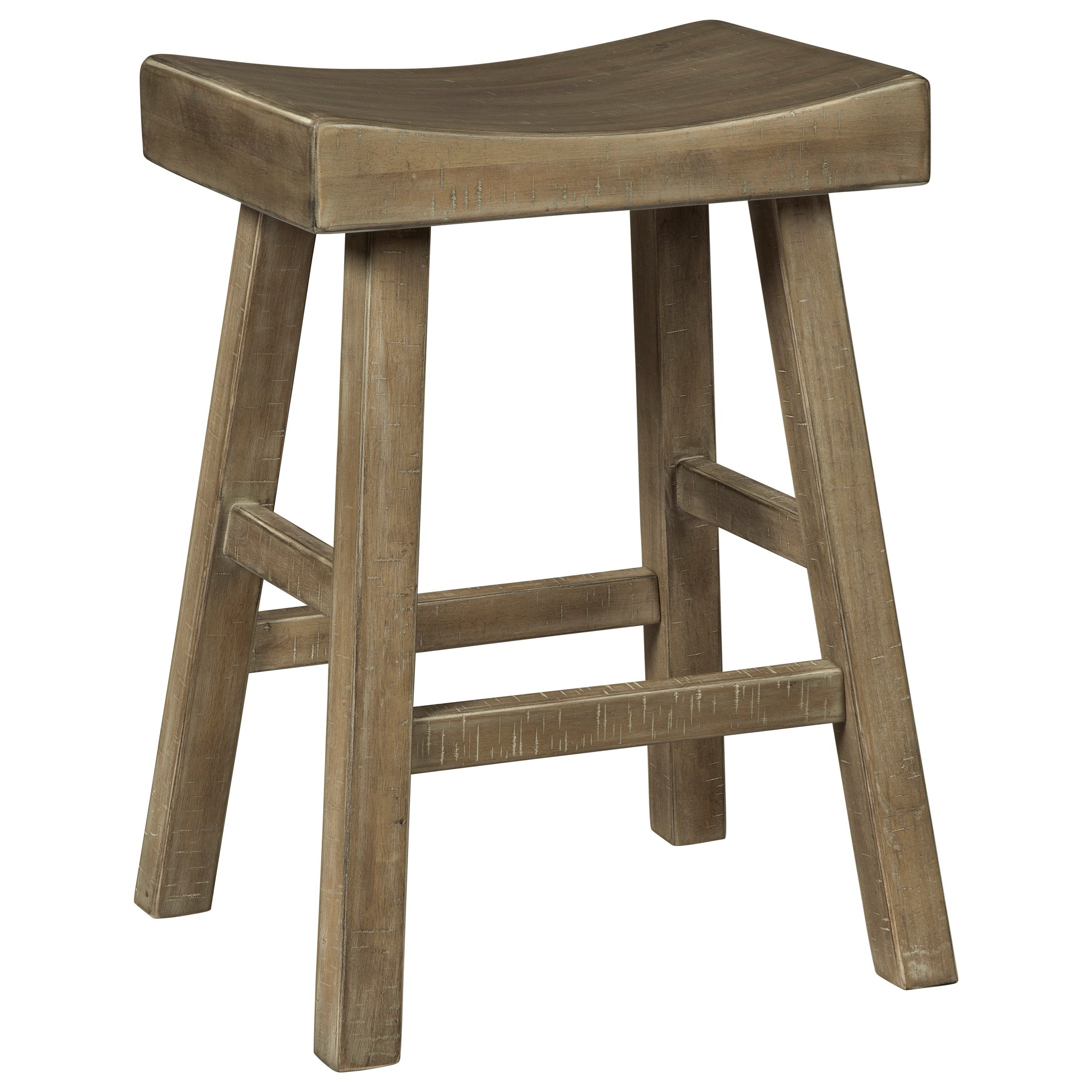 Glosco Stool by Signature Design by Ashley at Zak's Warehouse Clearance Center