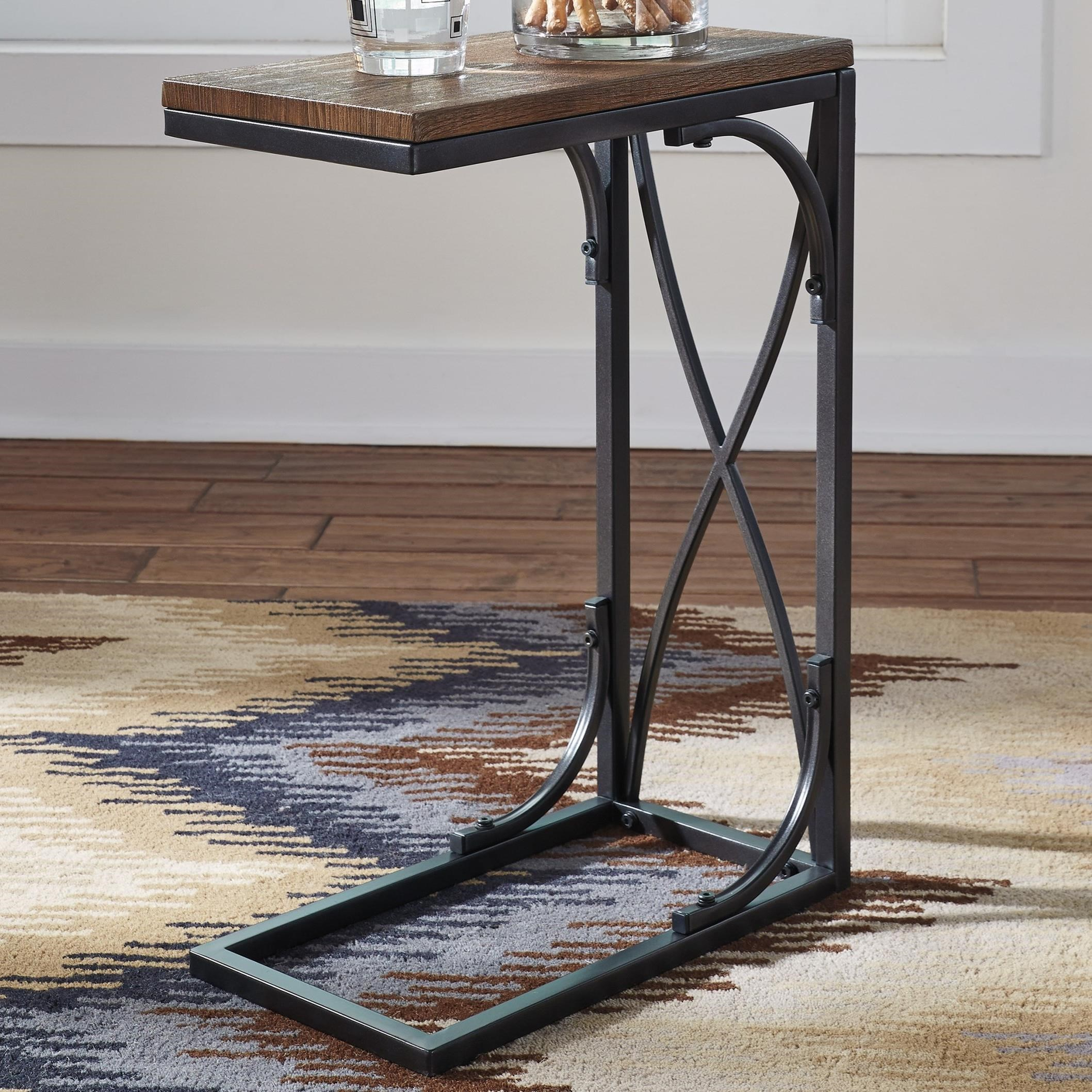 Golander Chair Side End Table by Michael Alan Select at Michael Alan Furniture & Design