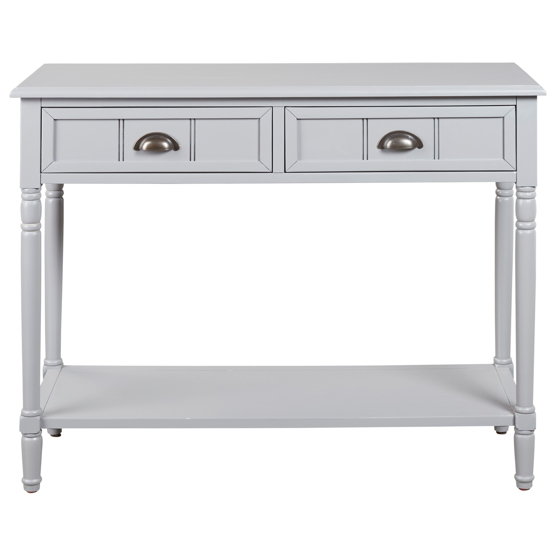 Goverton Console Sofa Table by Signature at Walker's Furniture