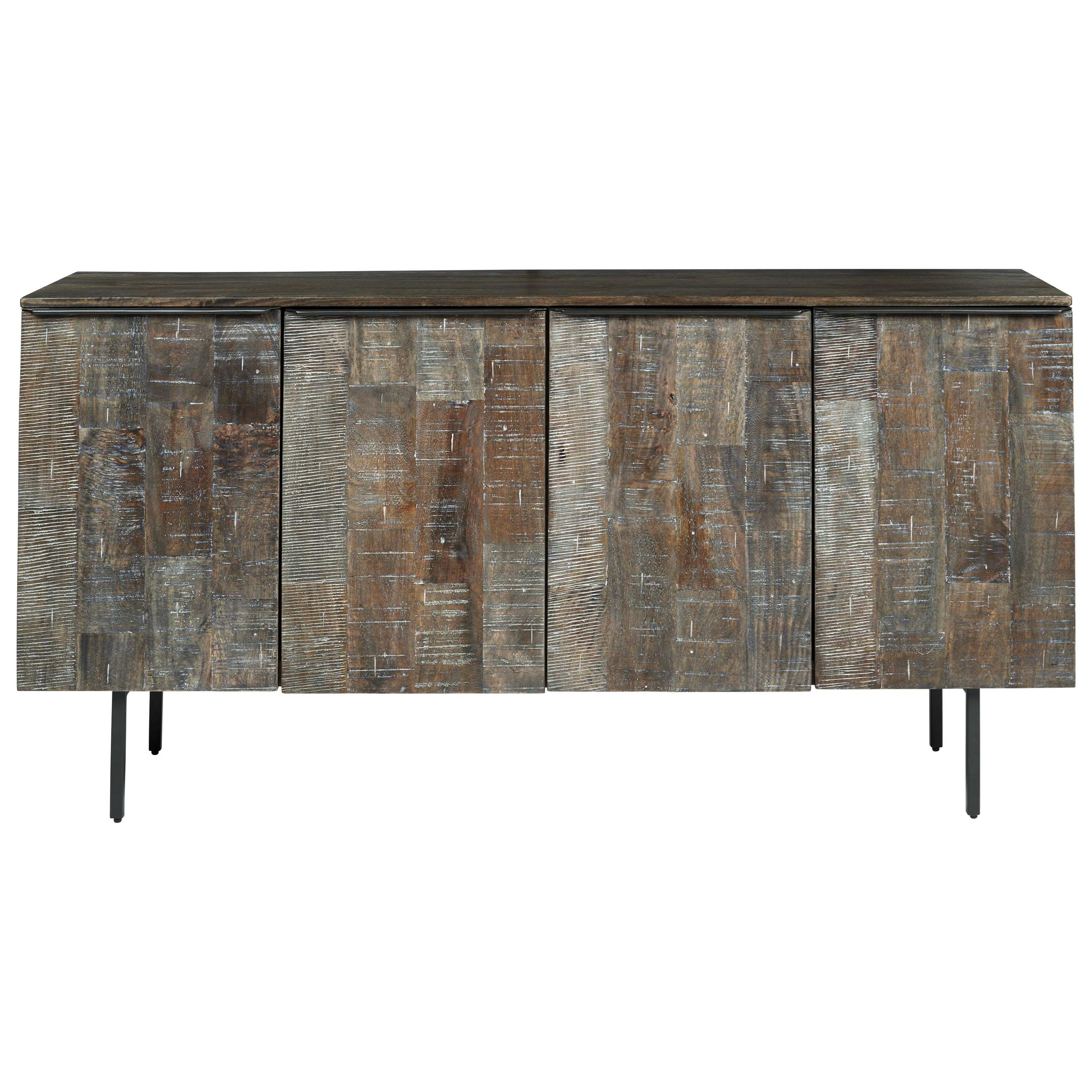 Graydon Accent Cabinet by Signature Design by Ashley at Northeast Factory Direct