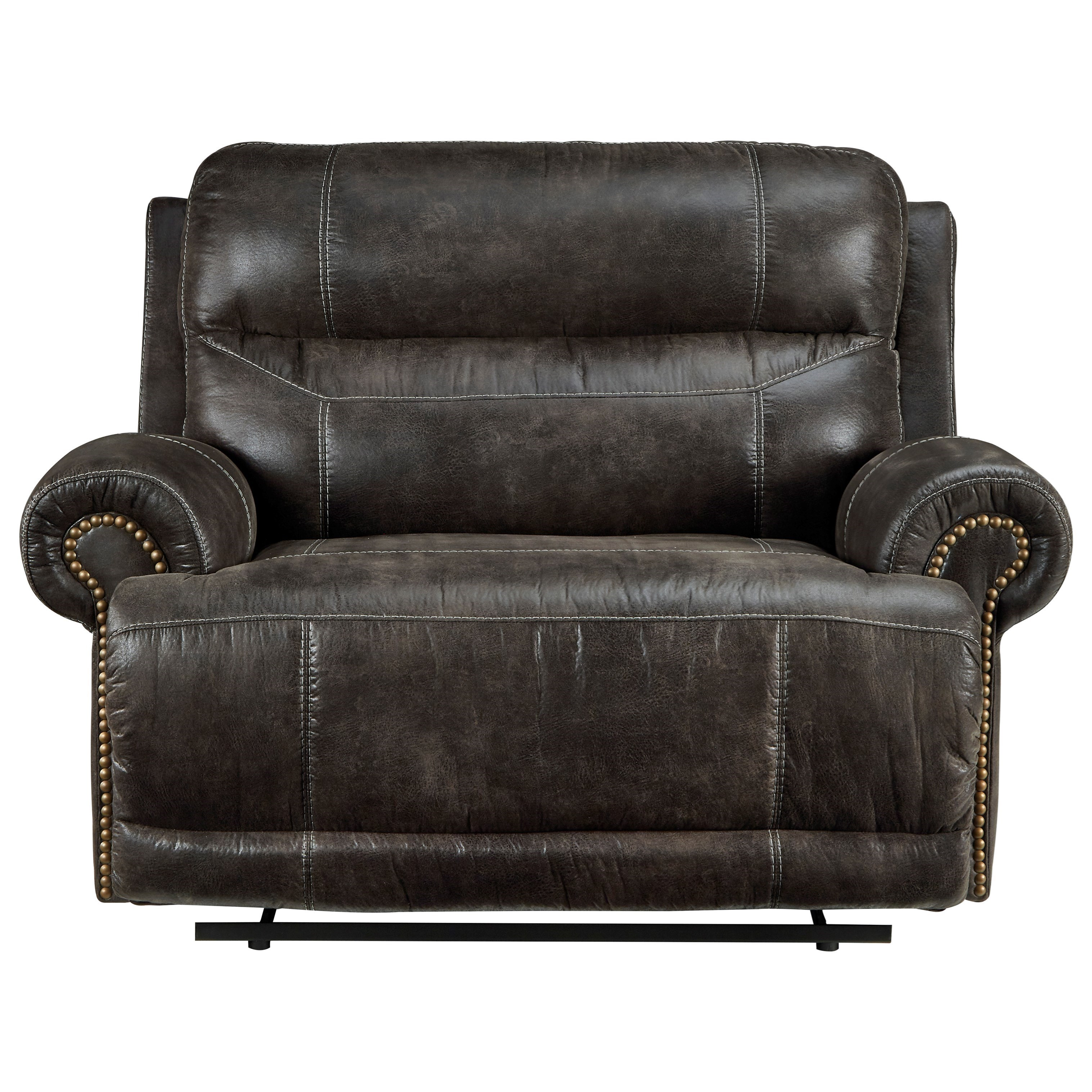 Grearview Oversized Power Recliner by Ashley Signature Design at Rooms and Rest
