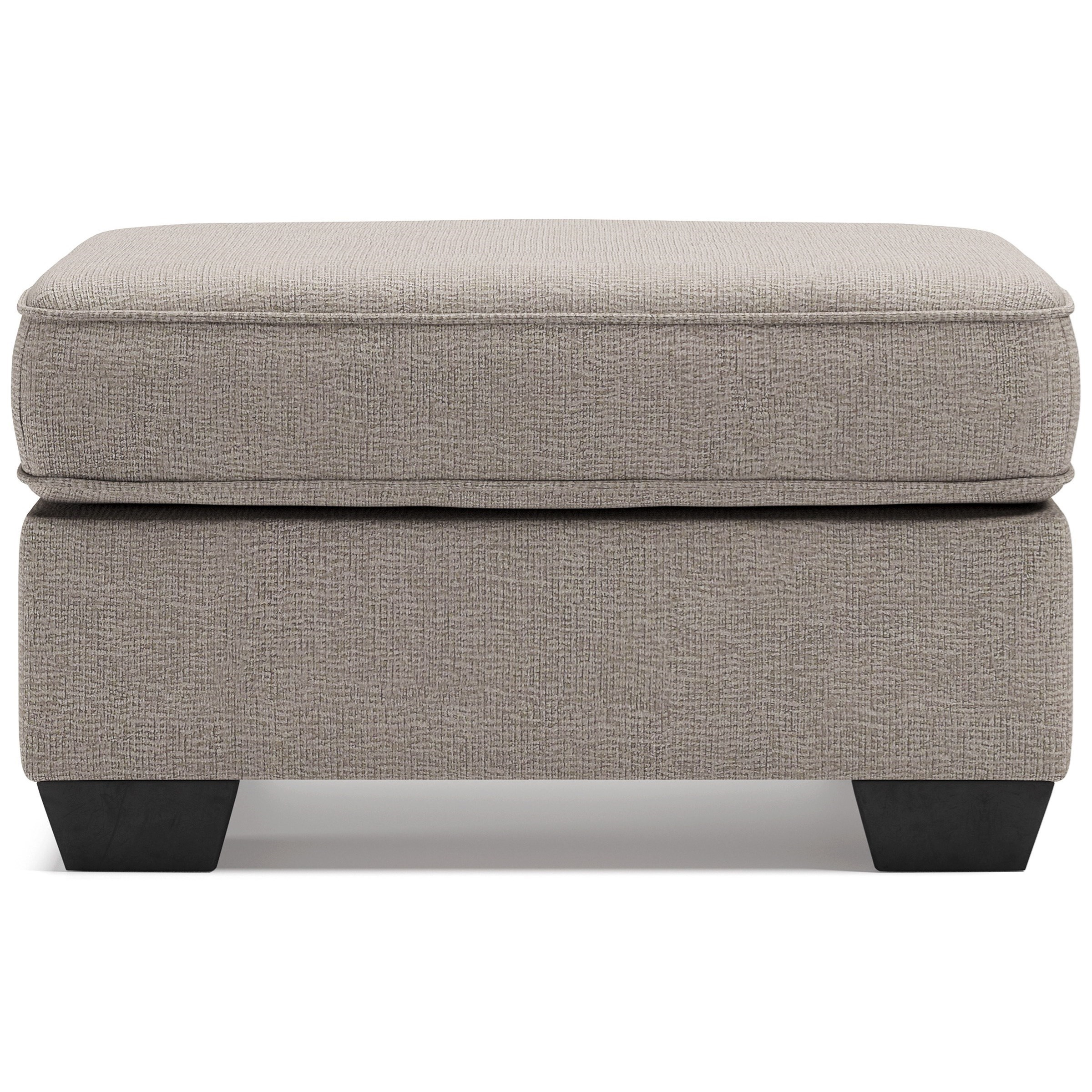 Greaves Ottoman by Signature at Walker's Furniture