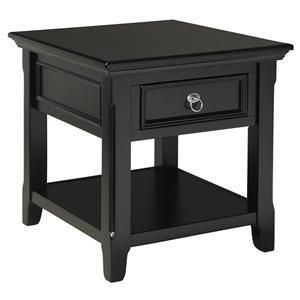 Signature Design by Ashley Greensburg Rectangular End Table