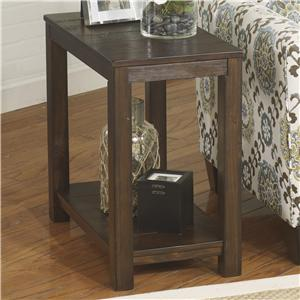 Signature Design by Ashley Grinlyn Chair Side End Table