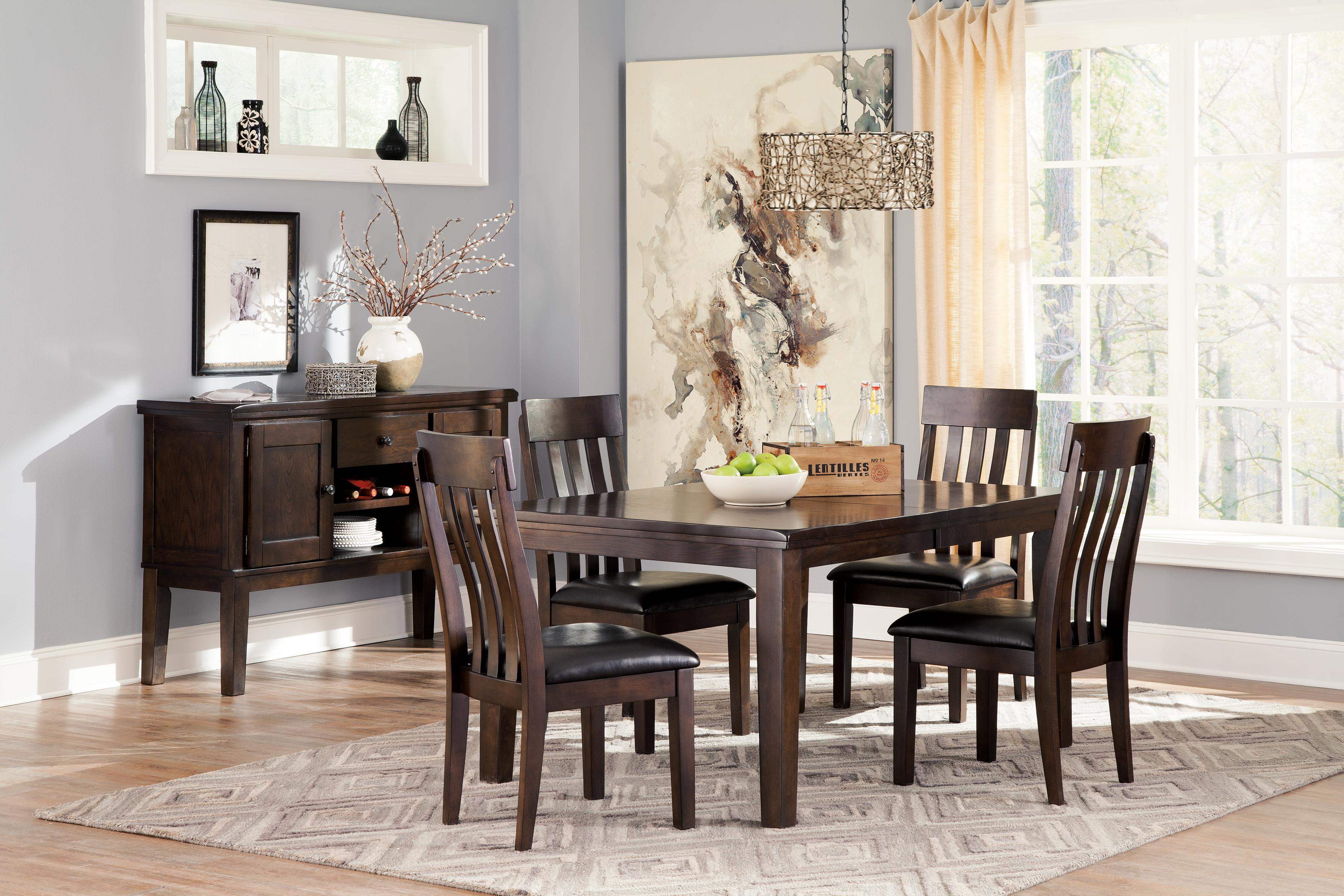 Haddigan Casual Dining Room Group by Signature Design by Ashley at Northeast Factory Direct