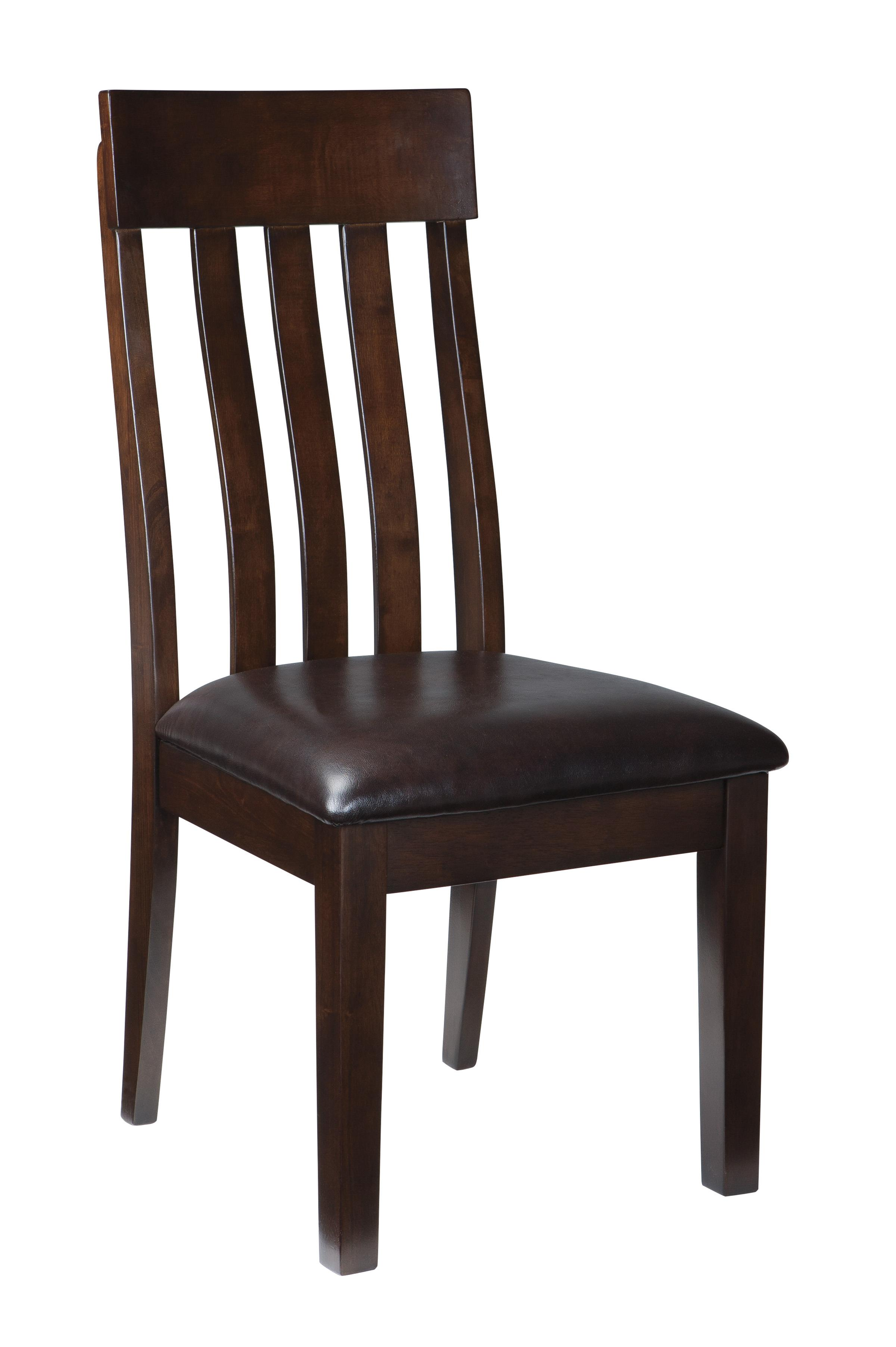 Haddigan Dining Upholstered Side Chair by Signature Design by Ashley at Beck's Furniture