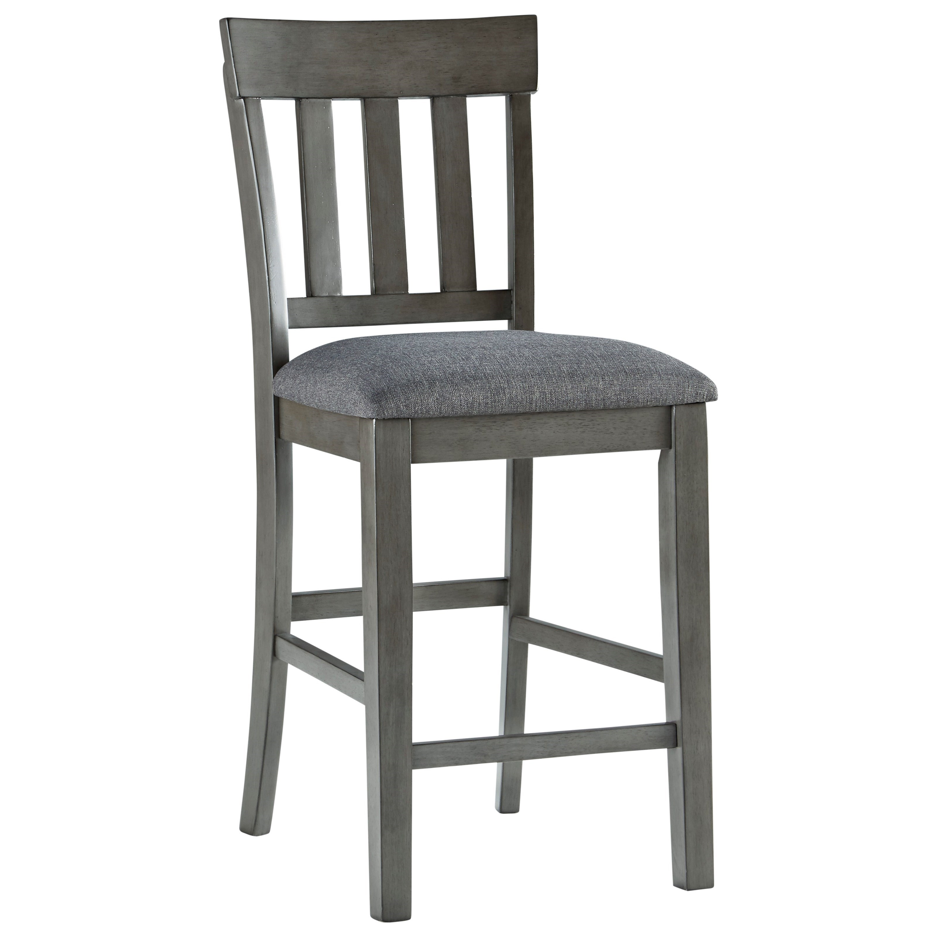 Hallanden Counter Height Bar Stool by Signature Design by Ashley at VanDrie Home Furnishings