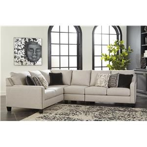Fog 3 PC Sectional Set