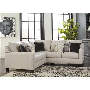 Fog 2 PC Sectional Set