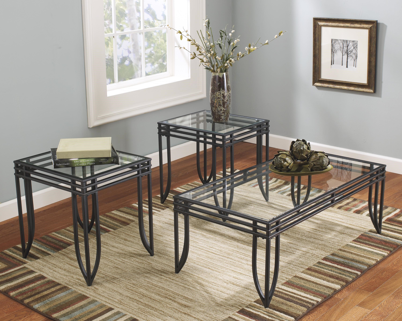 Hallow Ridge Hallow Ridge Table 3 Pack by Ashley at Morris Home