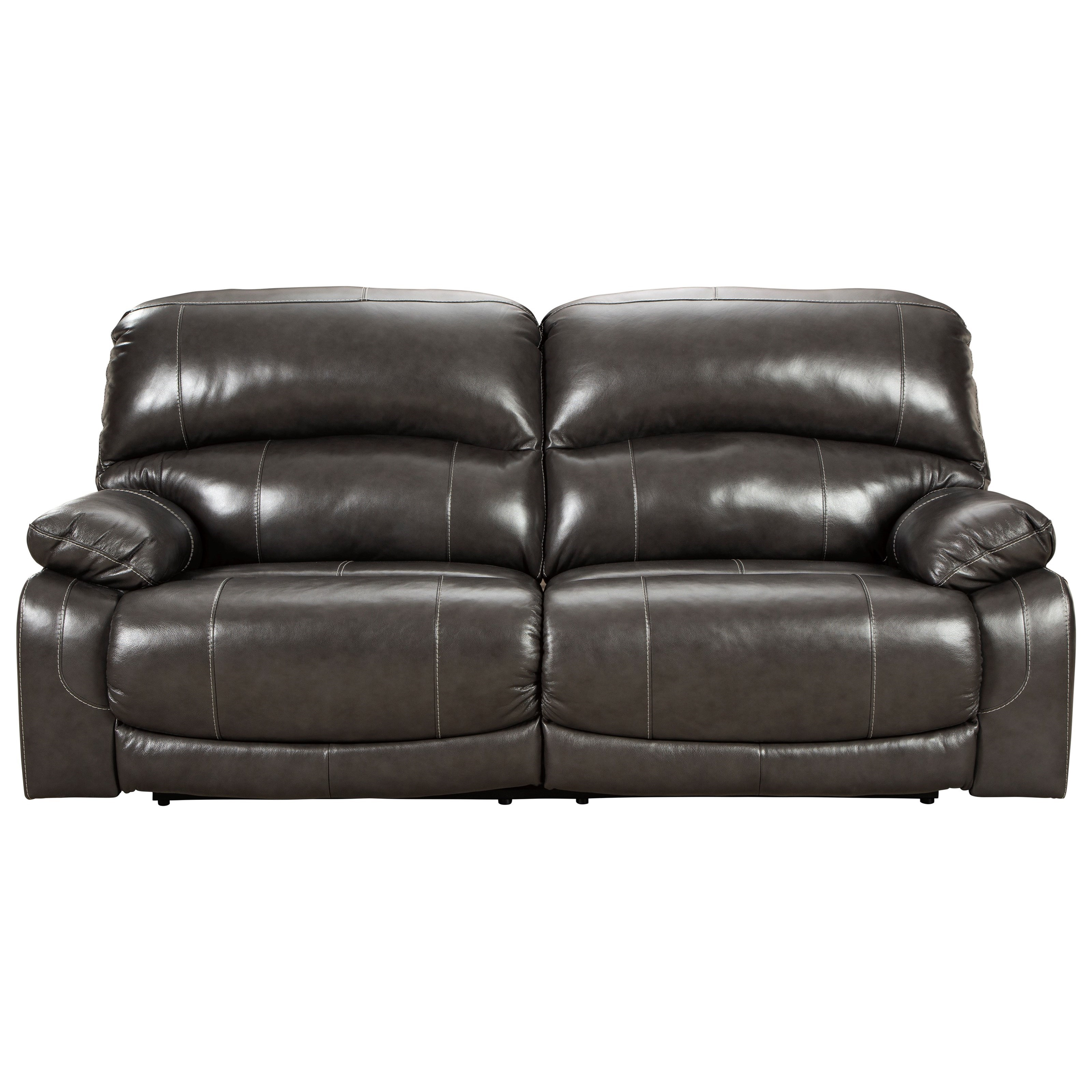 Hallstrung 2 Seat Reclining Power Sofa by Signature Design by Ashley at Northeast Factory Direct