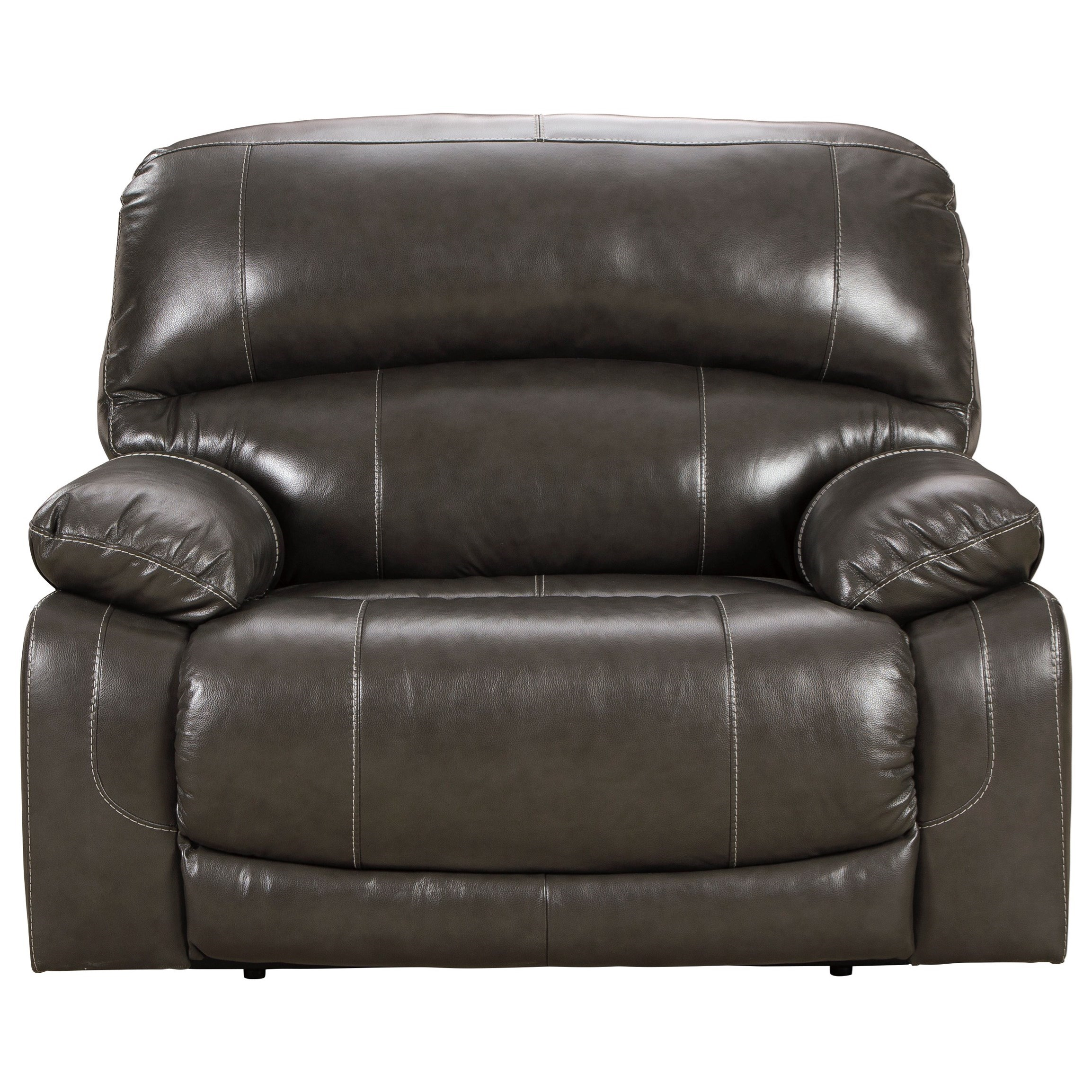 Hallstrung Power Wide Recliner by Ashley (Signature Design) at Johnny Janosik