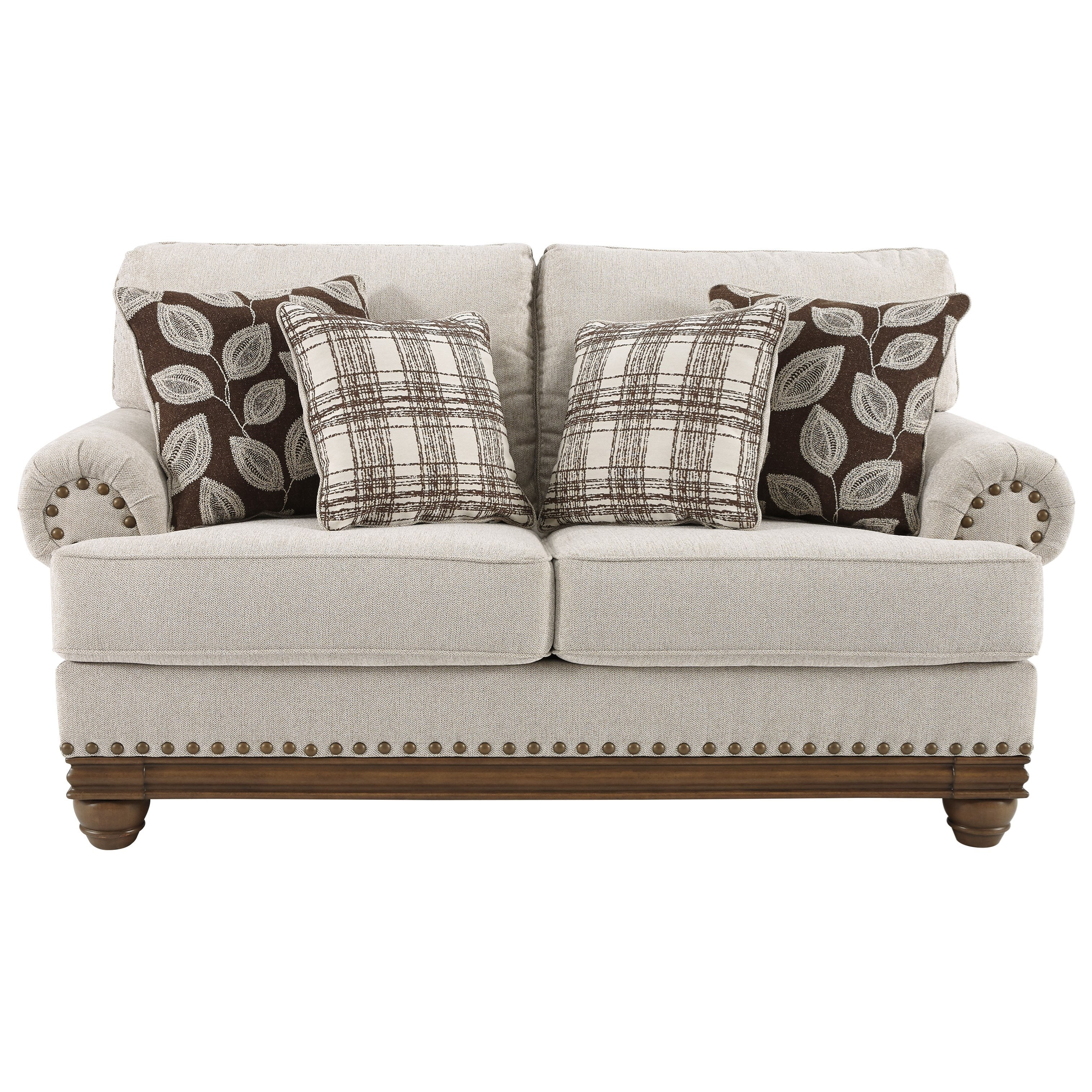 Harleson Loveseat by Signature Design by Ashley at Northeast Factory Direct