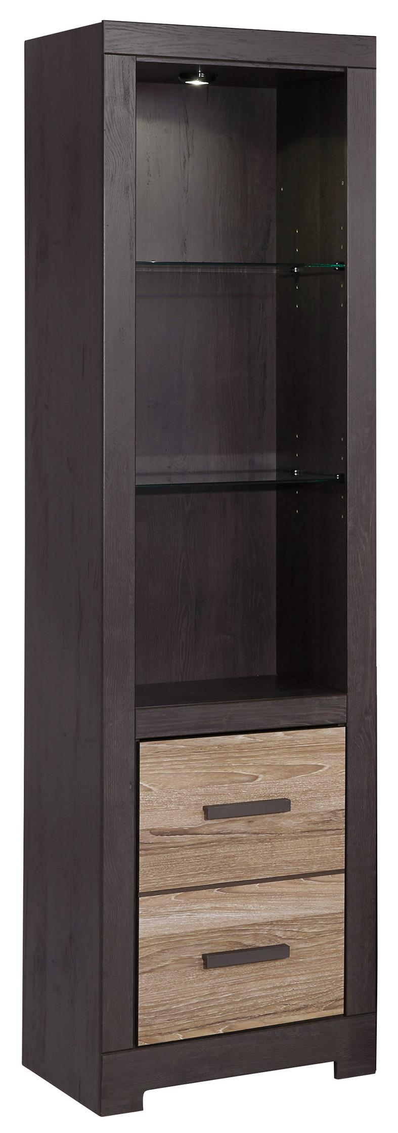 Harlinton Tall Pier by Signature Design by Ashley at HomeWorld Furniture