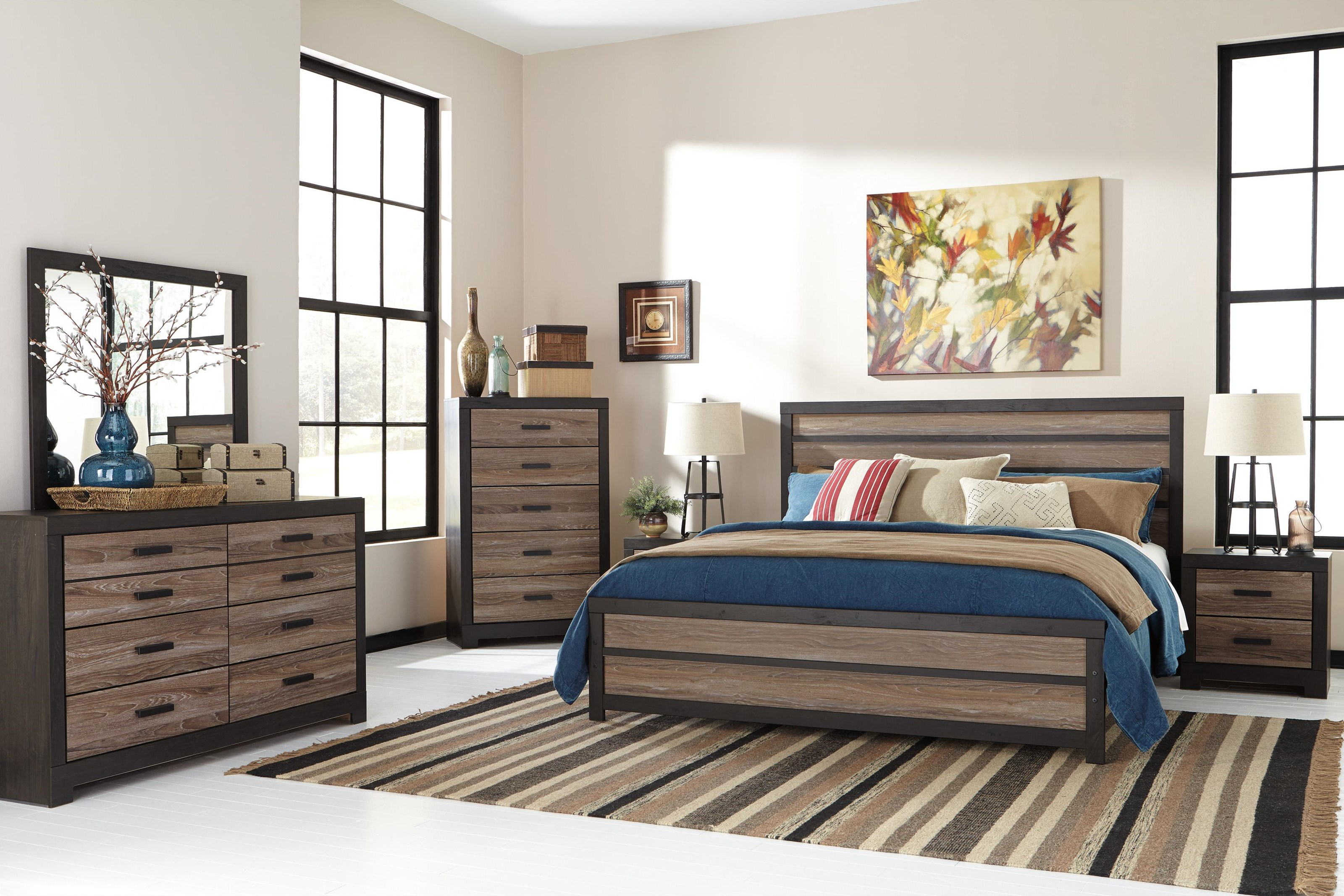 Harlinton Harlinton Queen Bedroom Group by Signature D by Signature Design by Ashley at Value City Furniture