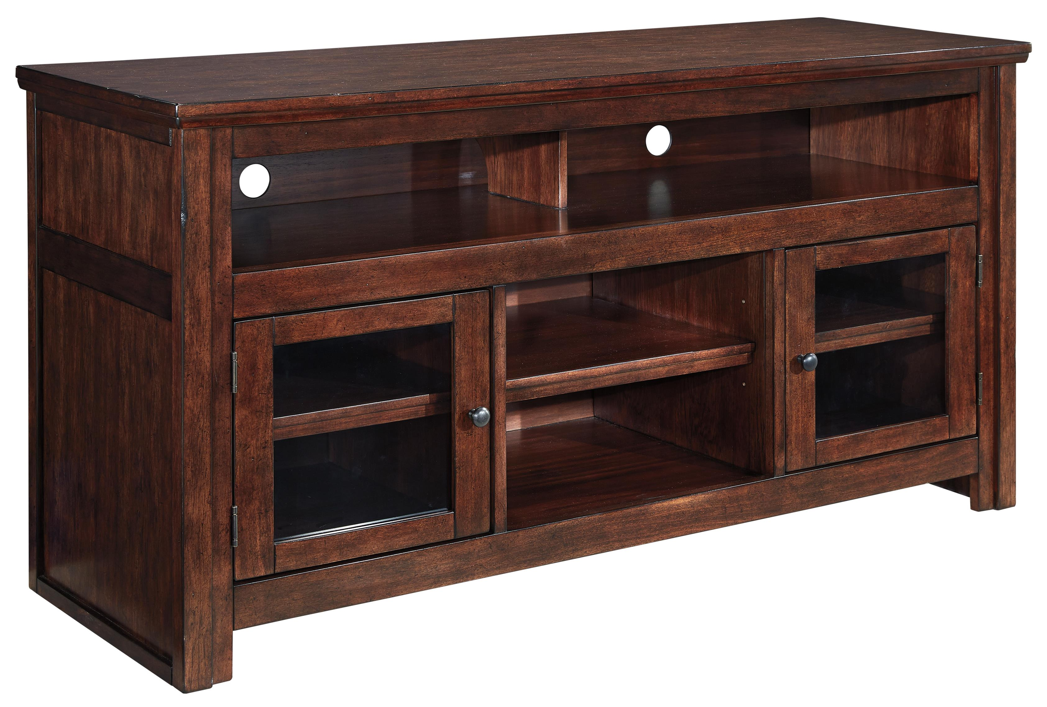Harpan Large TV Stand by Ashley (Signature Design) at Johnny Janosik