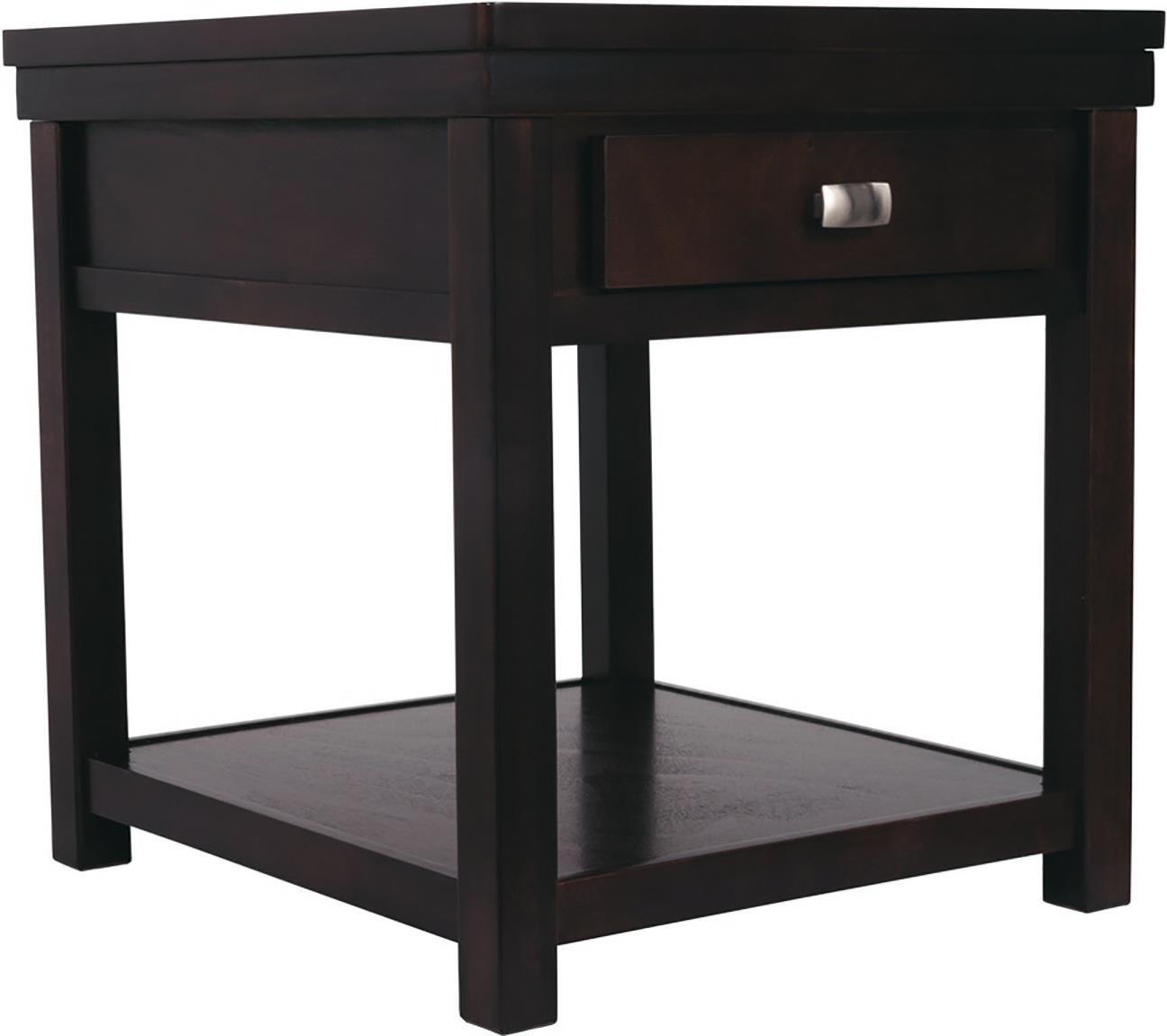 Rectangular End Table at Sadler's Home Furnishings