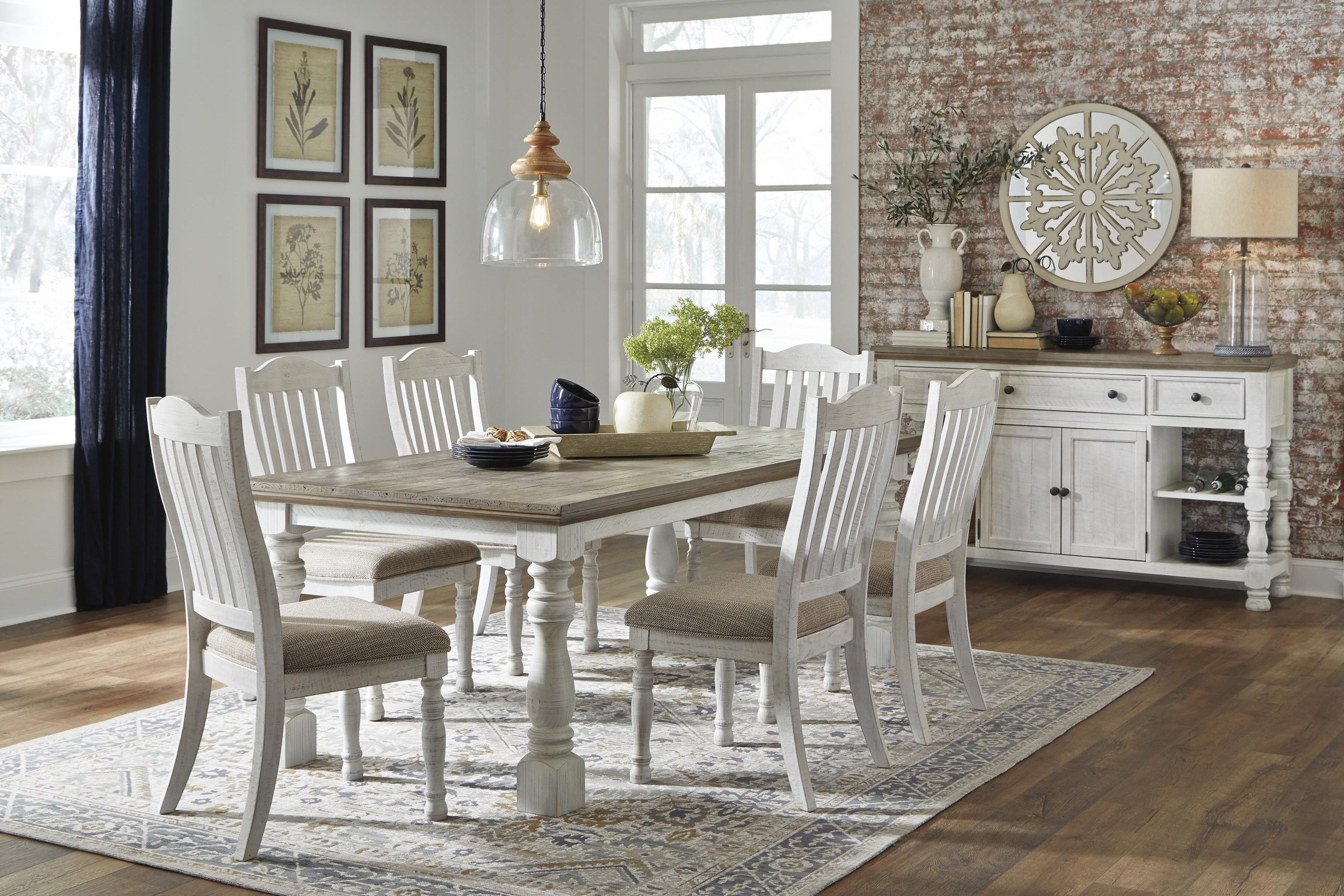 Havalance Havalance 5-Piece Dining Set by Ashley at Morris Home