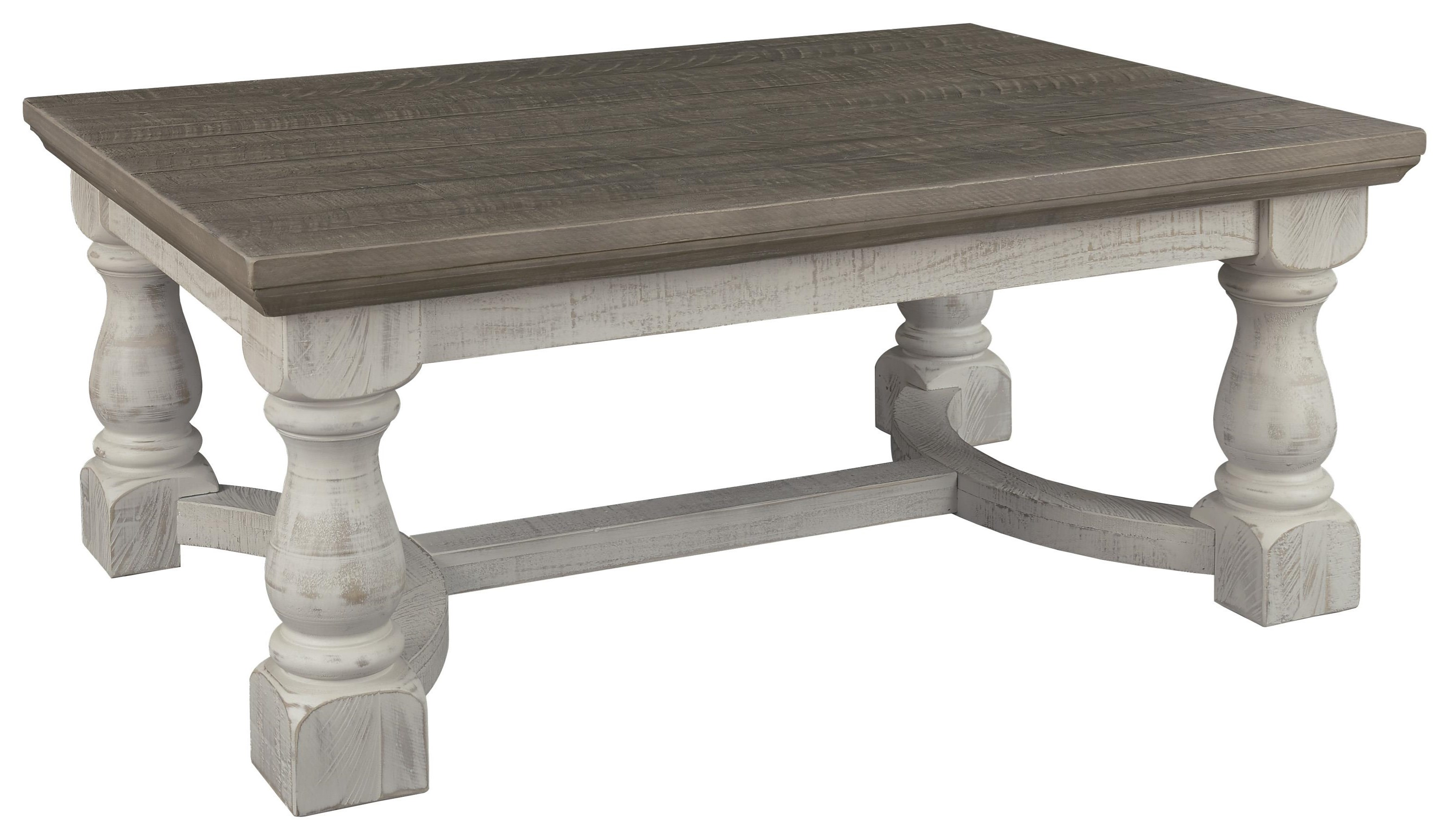 Havalance Cocktail Table and 2 End Tables Set by Signature Design by Ashley at Sam Levitz Furniture