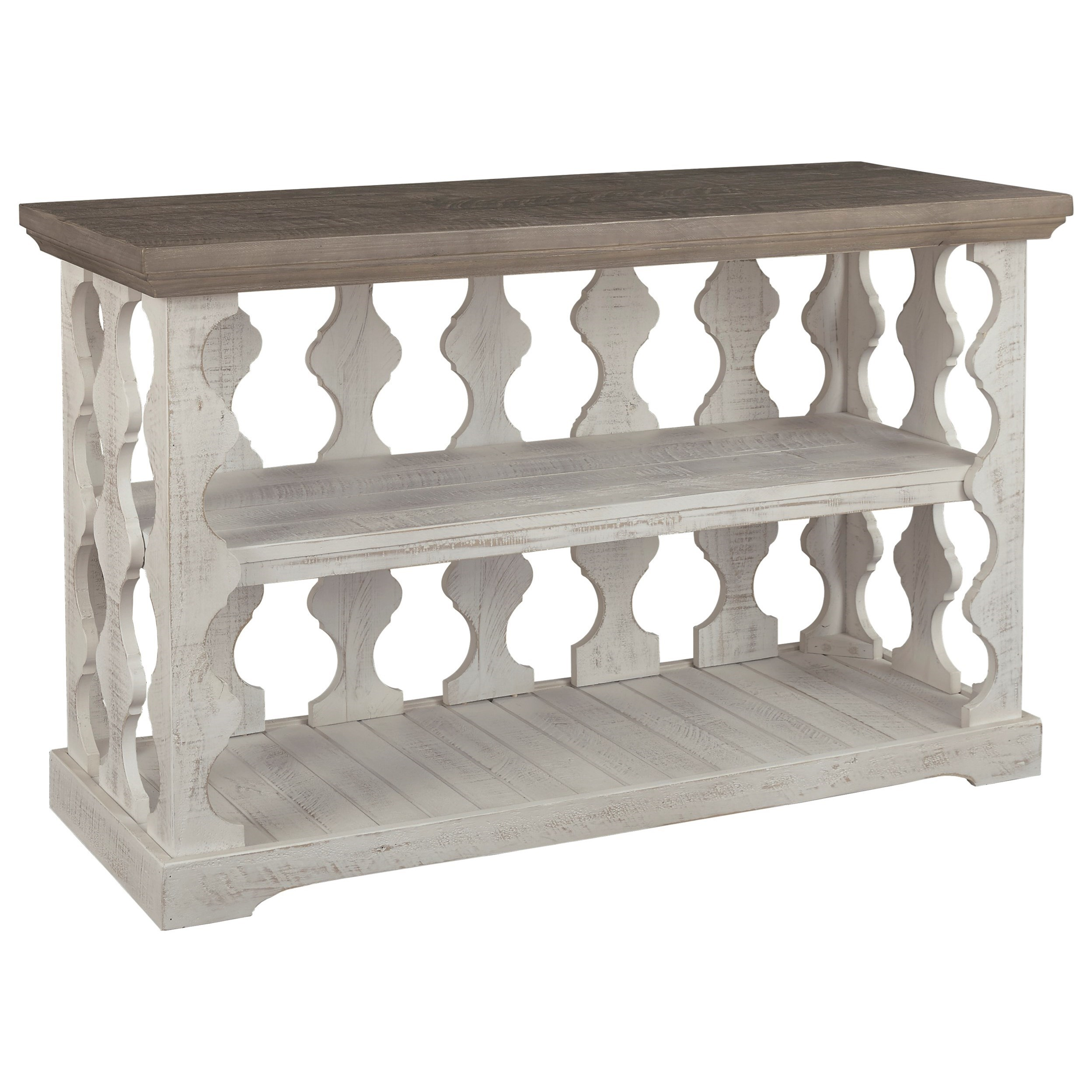 Havalance Console Sofa Table by Signature Design by Ashley at Furniture Barn