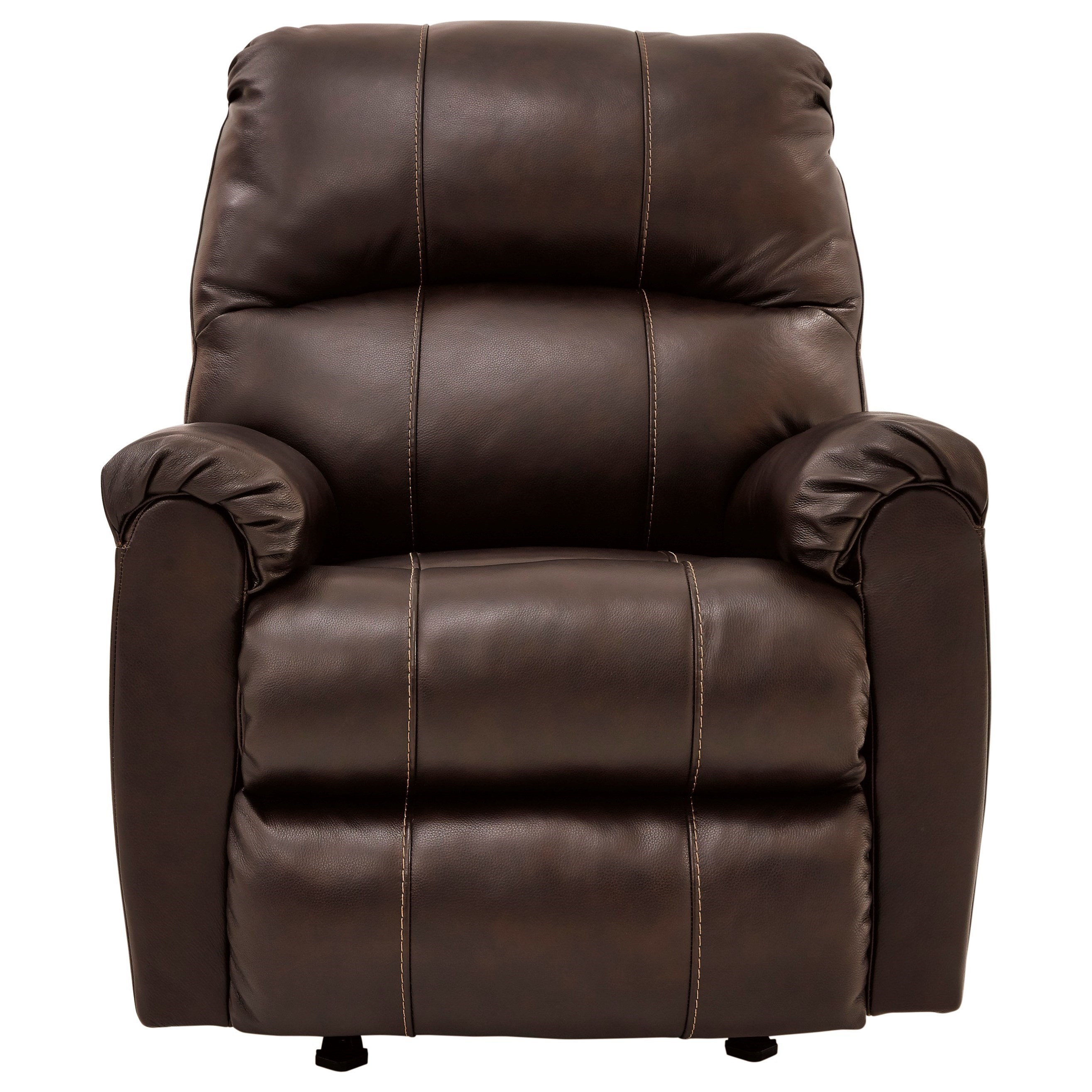 Hermiston Rocker Recliner by Signature Design by Ashley at Northeast Factory Direct