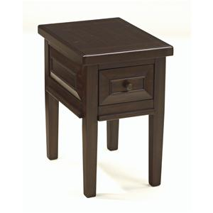 Signature Design by Ashley Hindell Park Chair Side End Table
