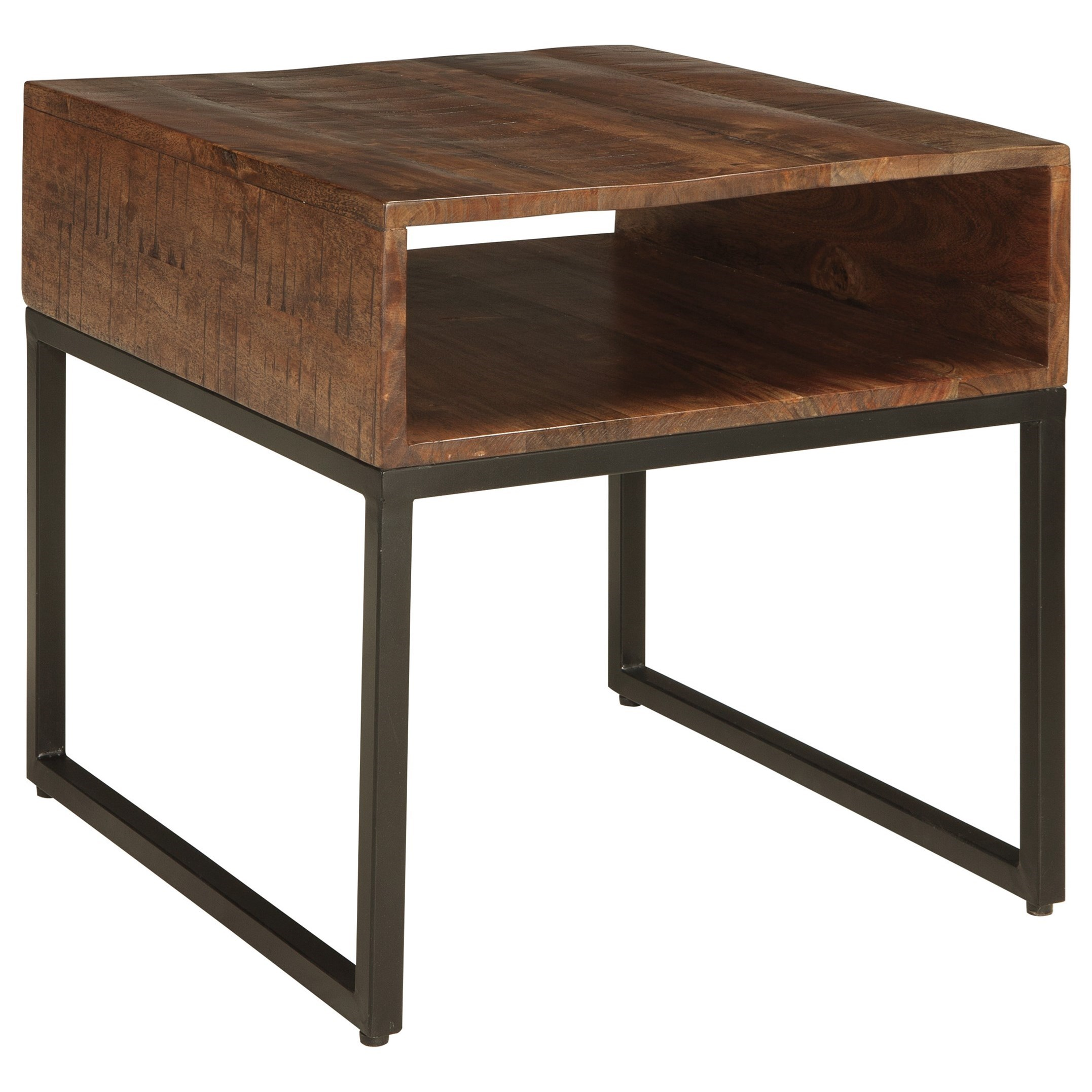 Hirvanton End Table by Signature Design by Ashley at Red Knot