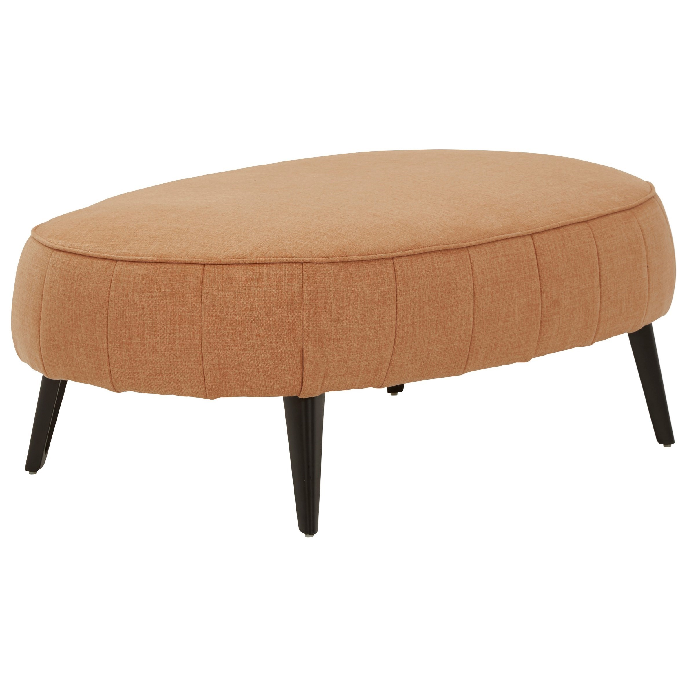 Hollyann Oversized Accent Ottoman by Signature Design by Ashley at Northeast Factory Direct