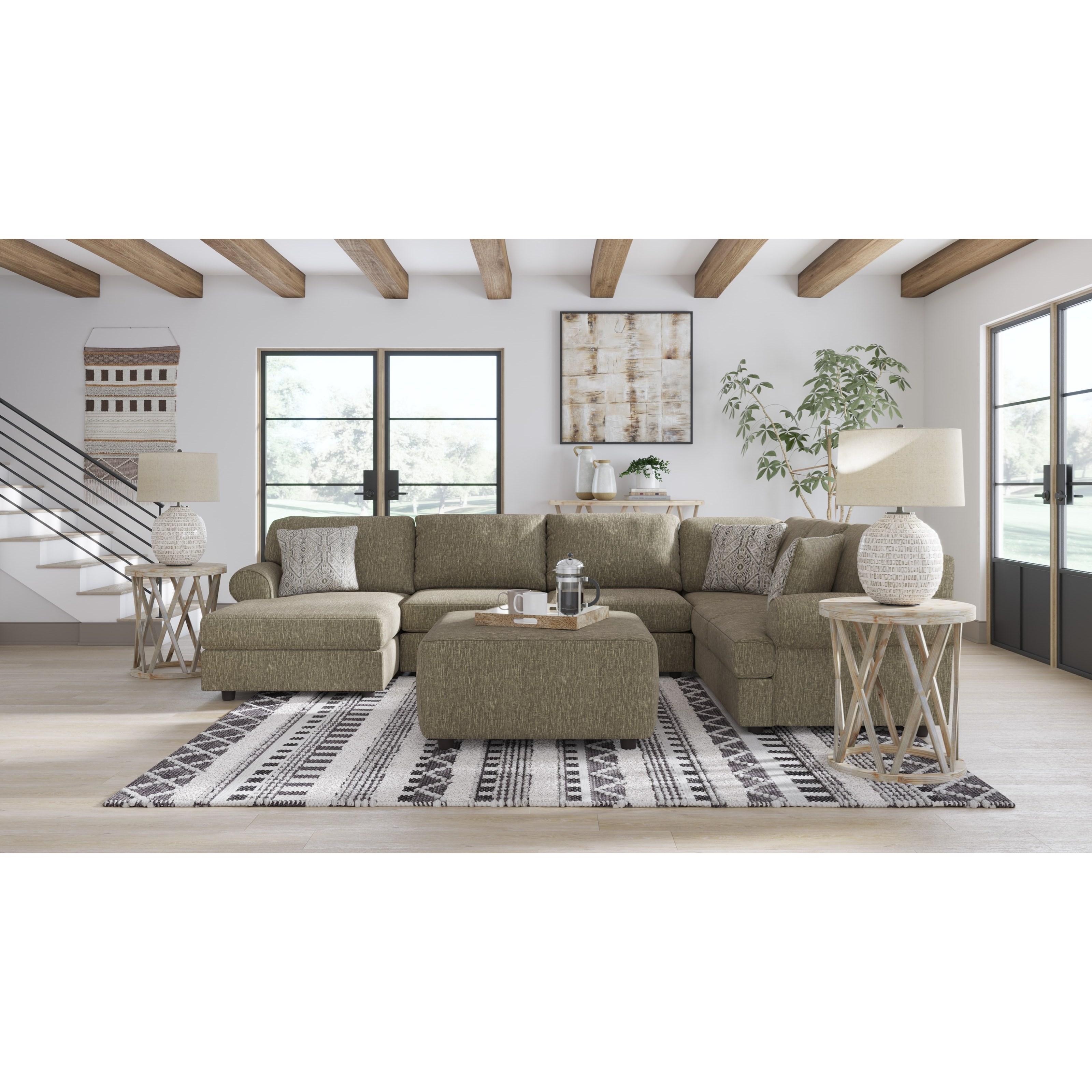 Hoylake Living Room Group by Signature Design by Ashley at Northeast Factory Direct