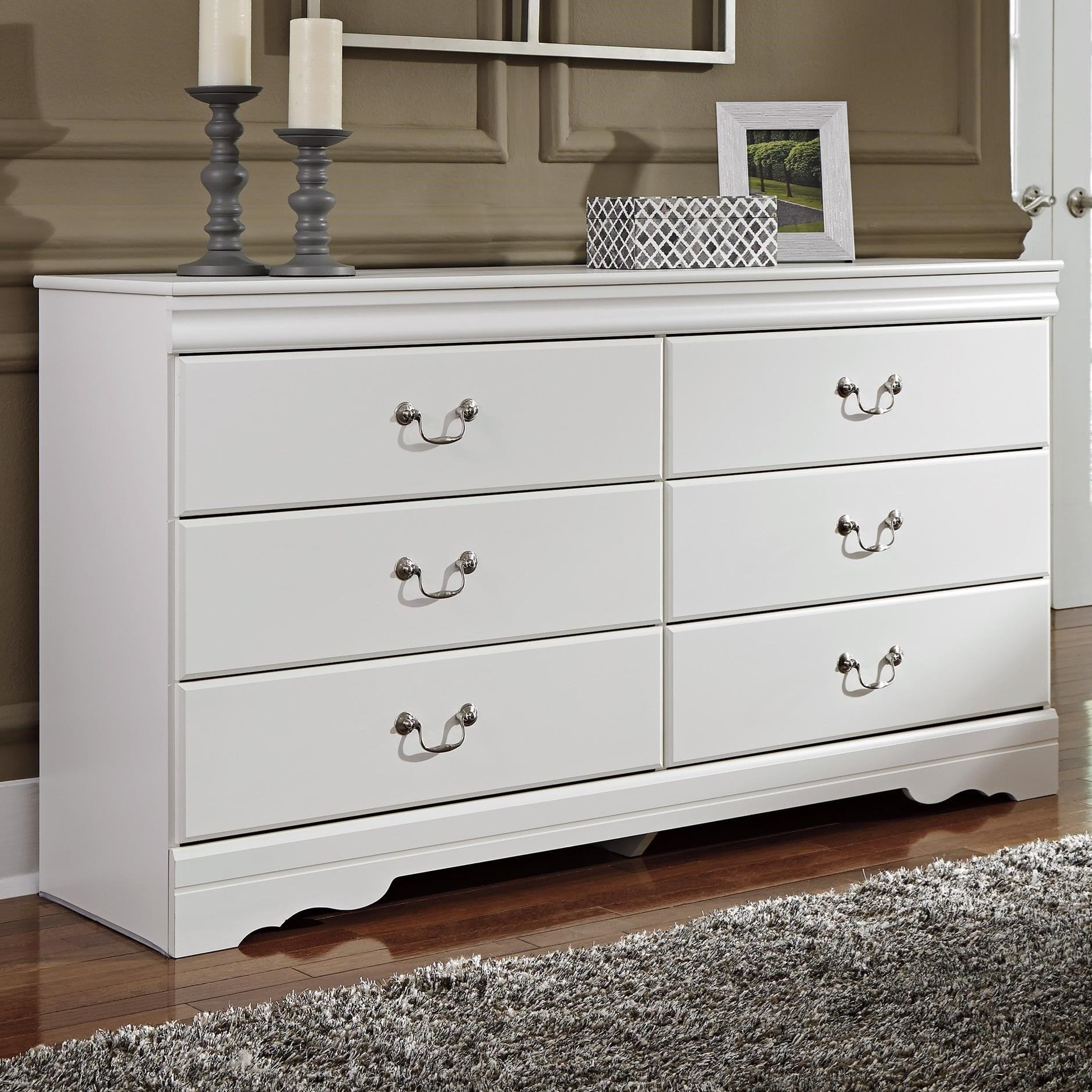 Anarasia Dresser by Signature Design by Ashley at Zak's Warehouse Clearance Center