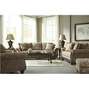 Signature Design by Ashley Irwindale Stationary Living Room Group
