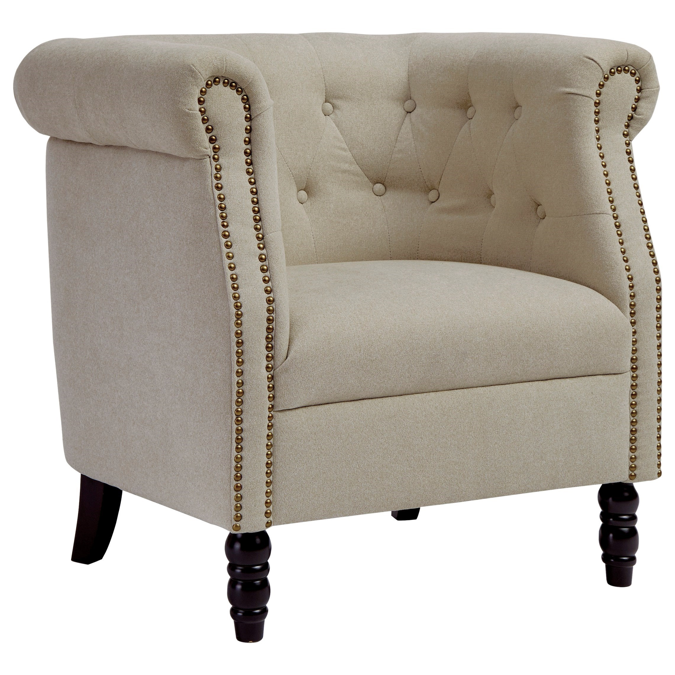 Jacquelyne Accent Chair by Signature at Walker's Furniture