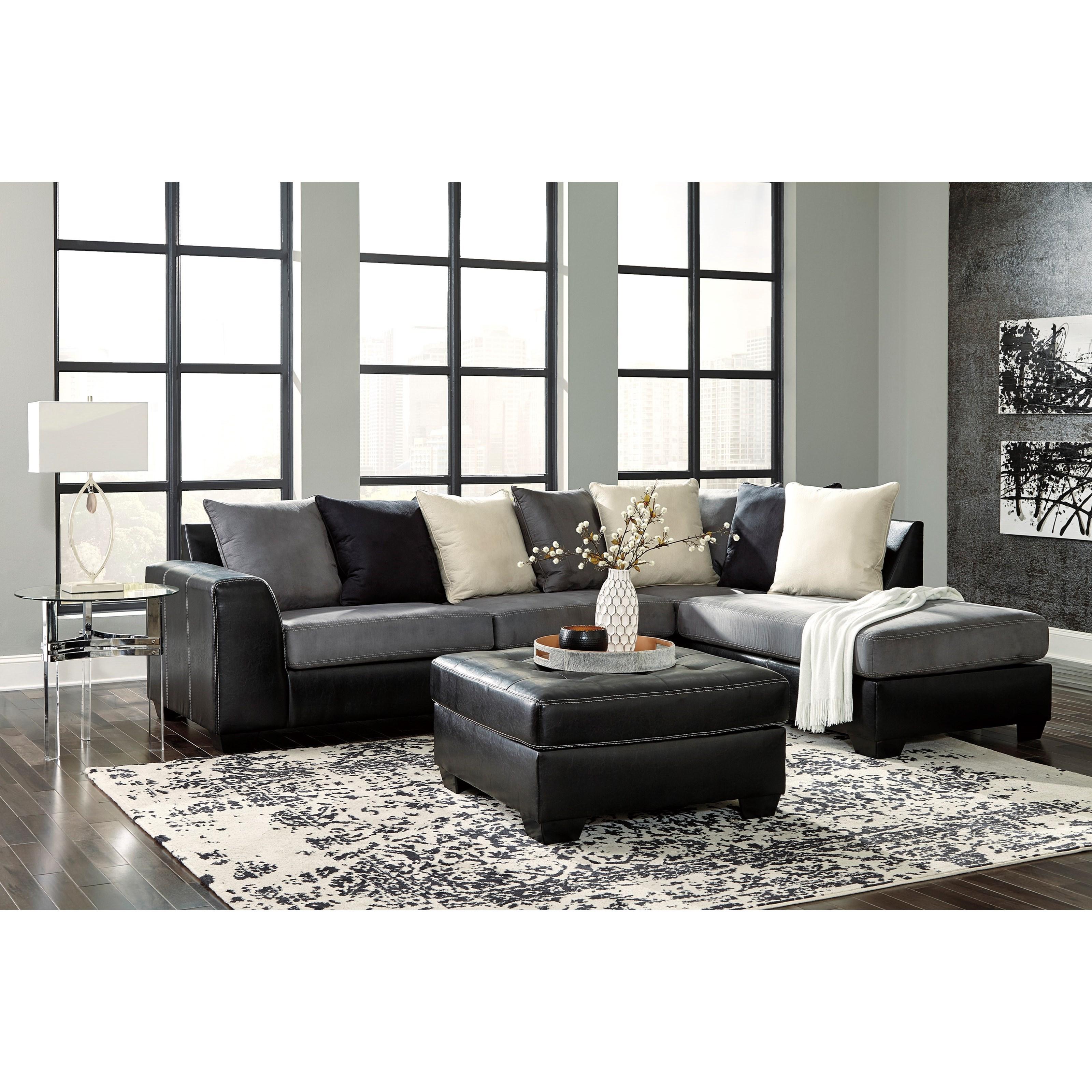 Jacurso Stationary Living Room Group by Ashley (Signature Design) at Johnny Janosik