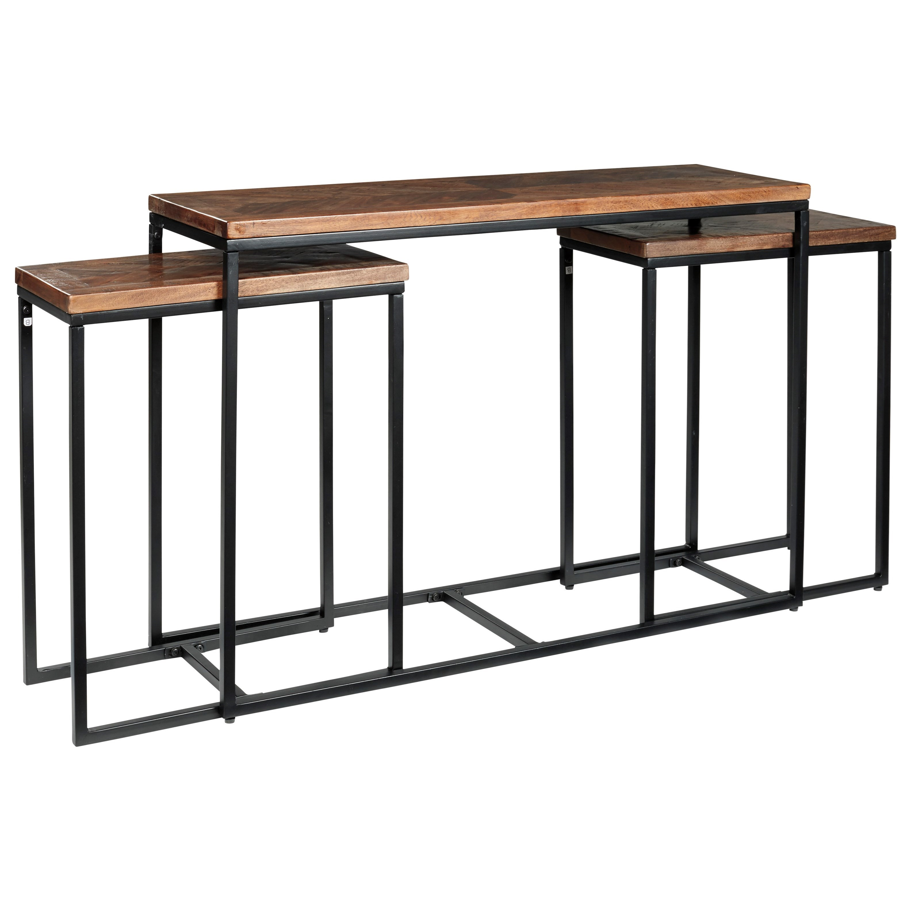 Jadenley Console Table Set by Ashley (Signature Design) at Johnny Janosik
