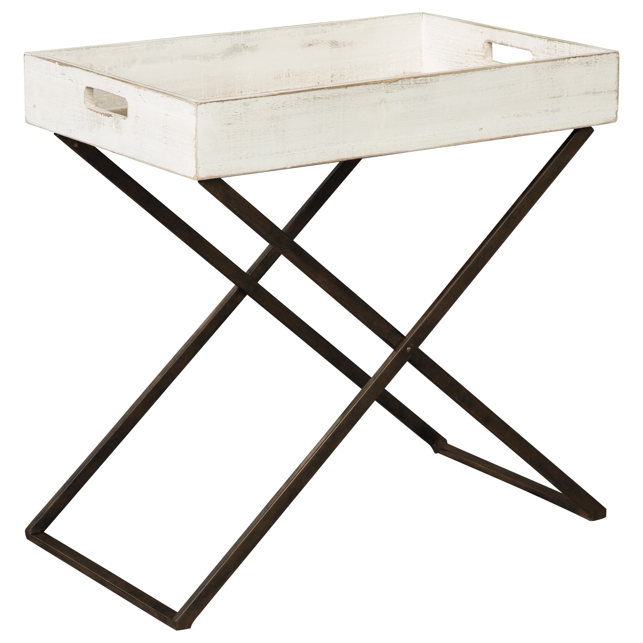 Janfield Accent Table by Signature Design by Ashley at Red Knot