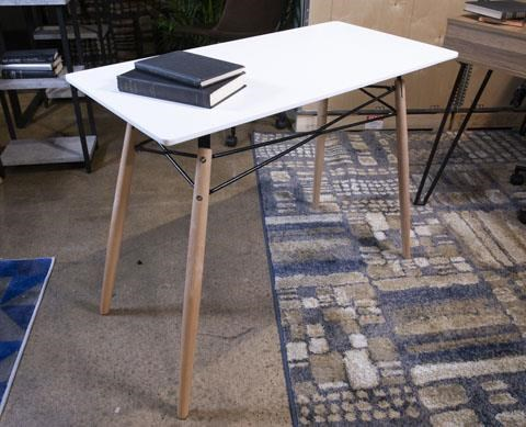 Jaspeni Home Office Desk by Signature Design by Ashley at Sam Levitz Furniture