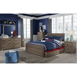 Signature Design by Ashley Javarin Full Bedroom Group