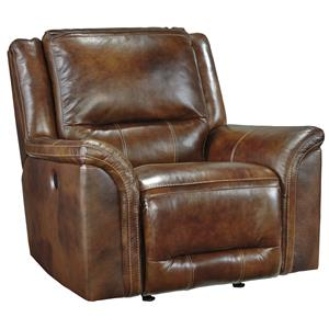 Signature Design by Ashley Jayron Power Rocker Recliner