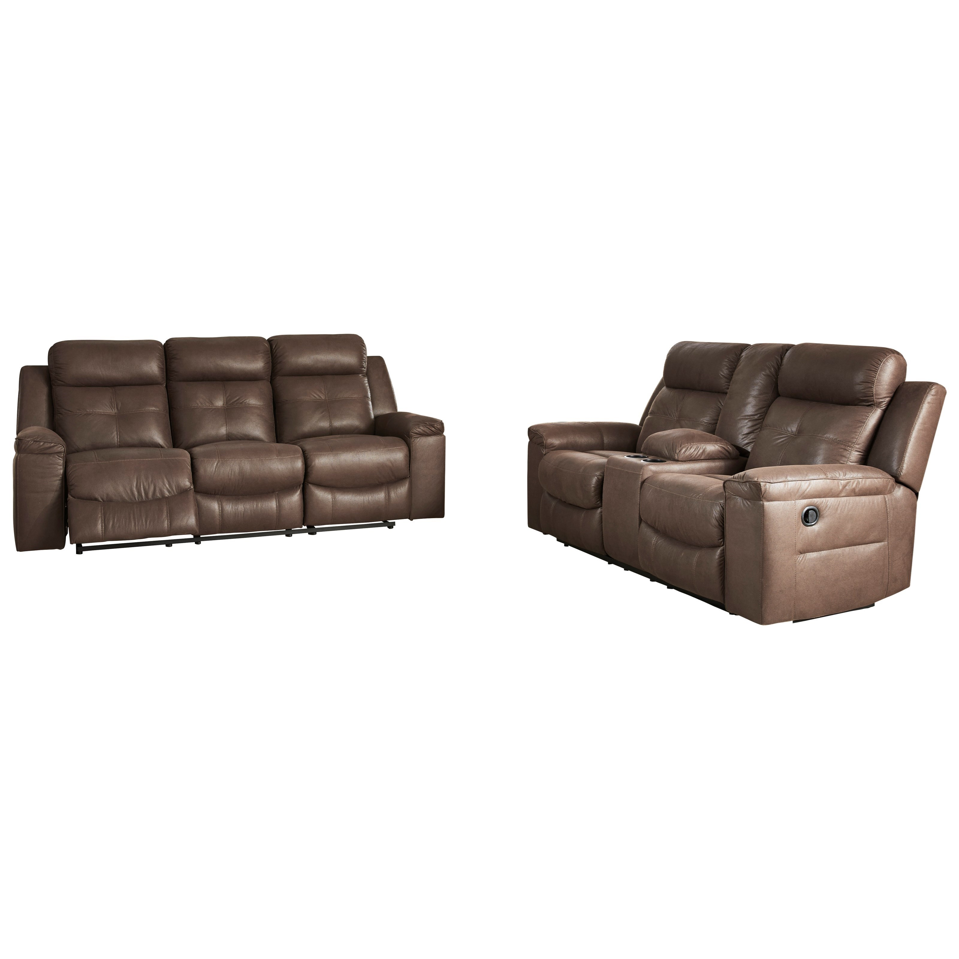 Jesolo Reclining Living Room Group by Ashley (Signature Design) at Johnny Janosik