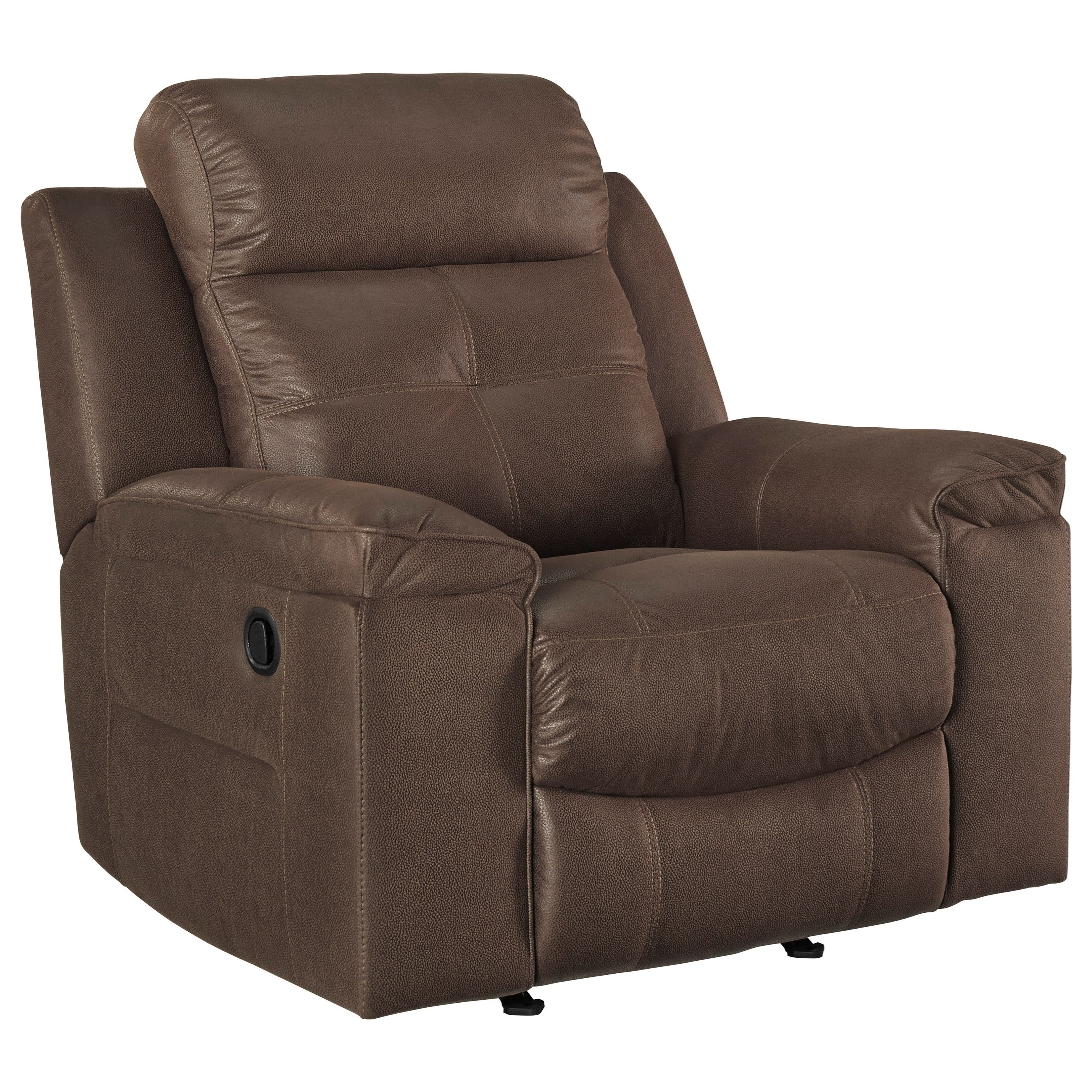 Jesolo Rocker Recliner by Signature Design by Ashley at Lapeer Furniture & Mattress Center