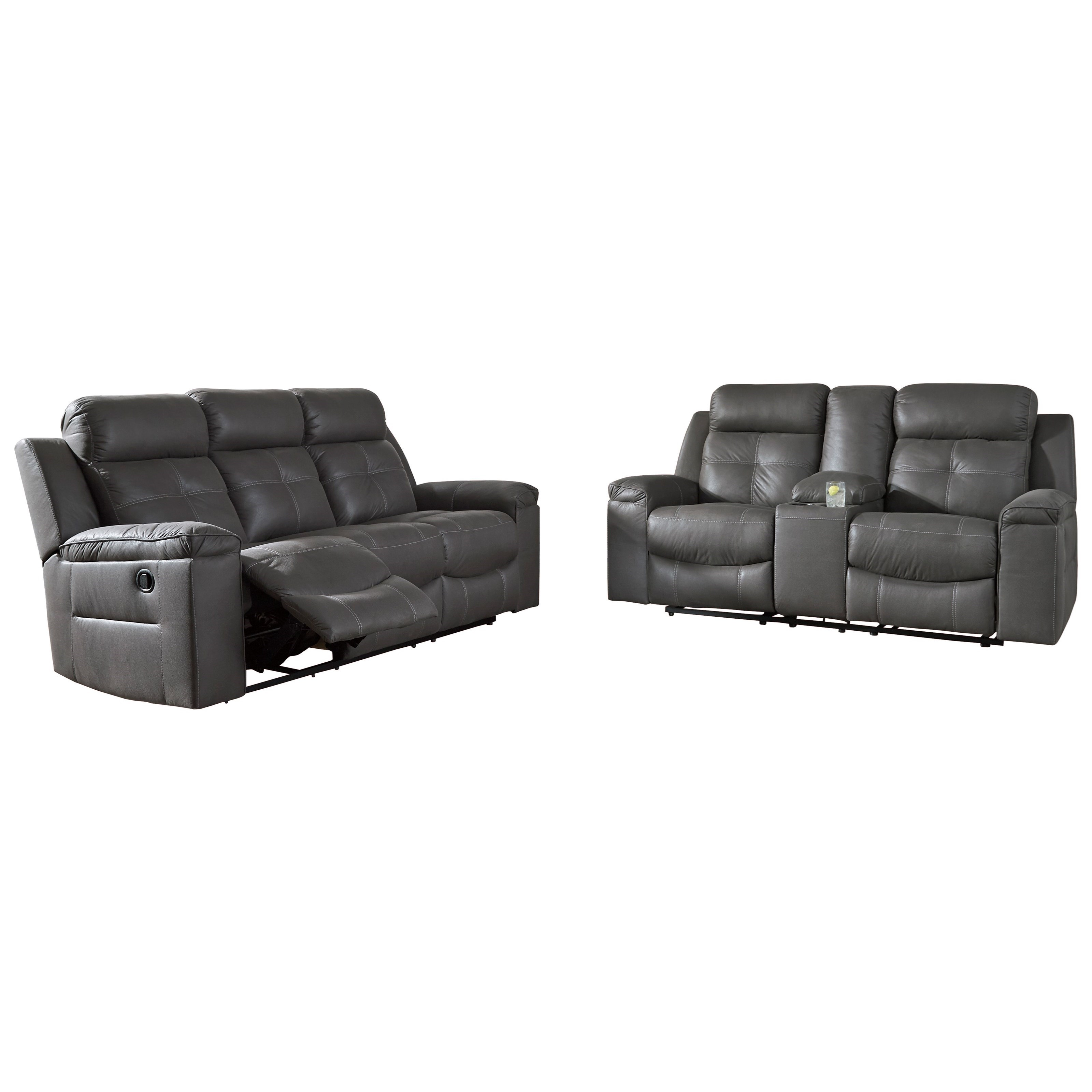 Jesolo Reclining Living Room Group by Signature Design by Ashley at Northeast Factory Direct