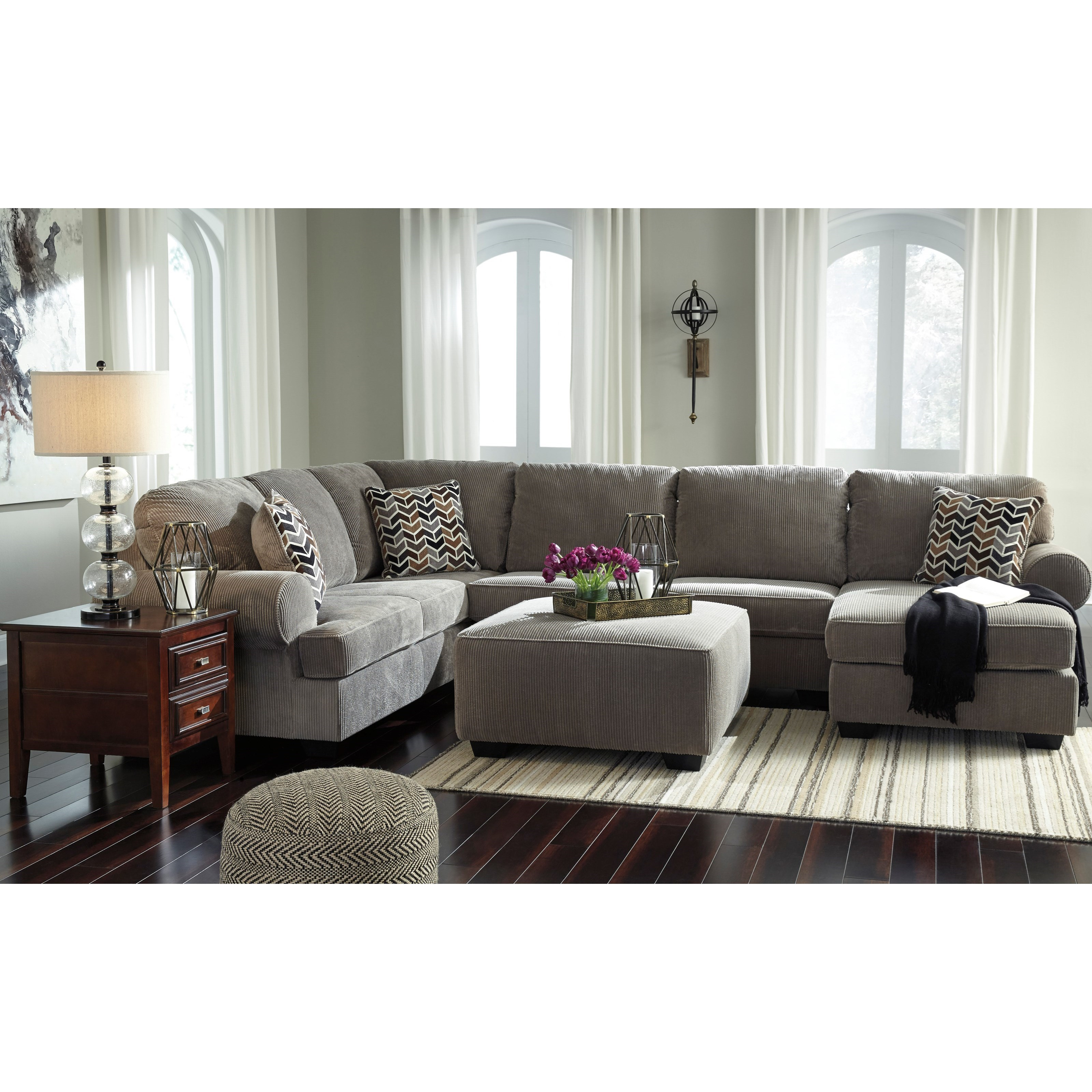 Jinllingsly Stationary Living Room Group by Ashley (Signature Design) at Johnny Janosik