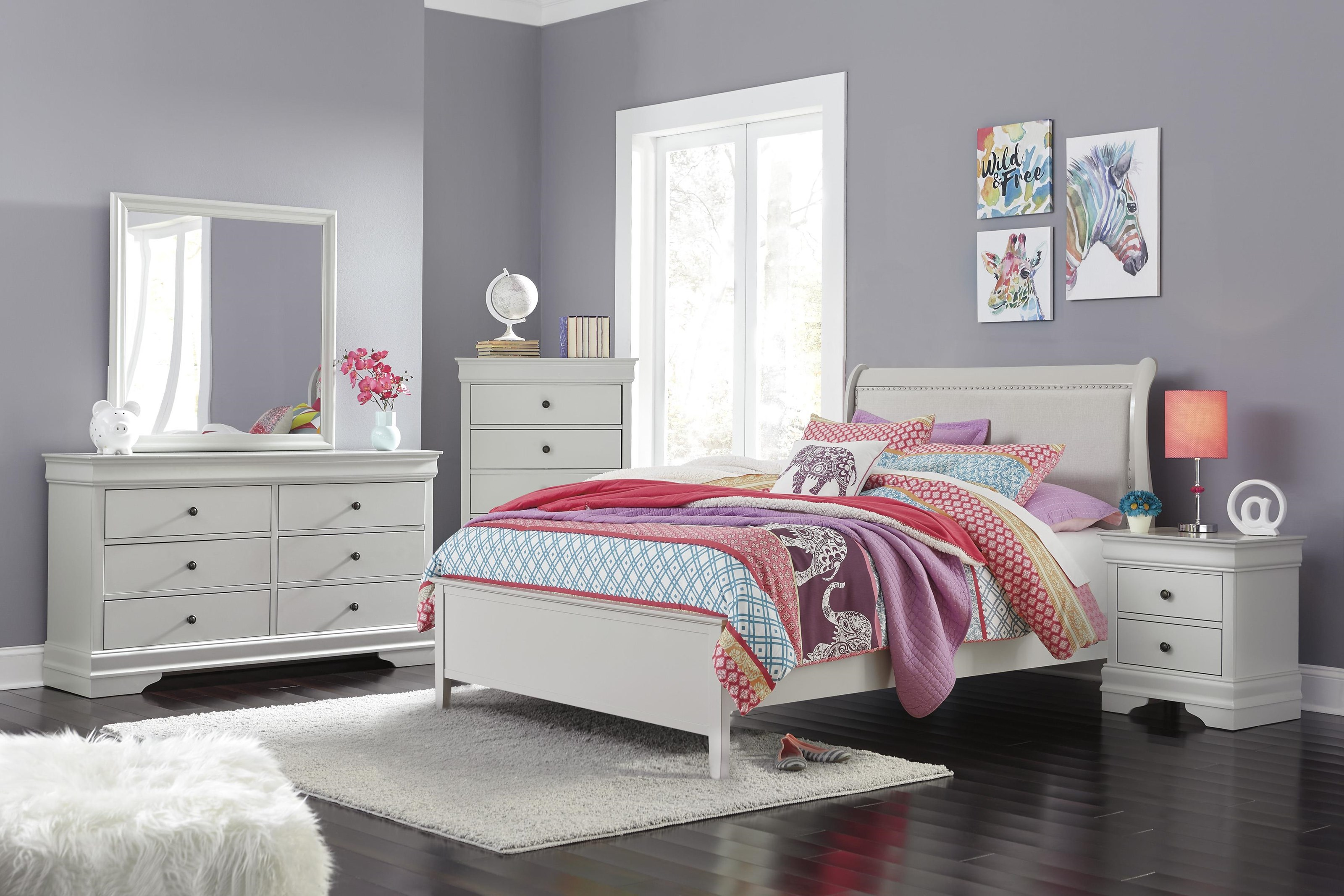 Twin UPH Sleugh Bed Package
