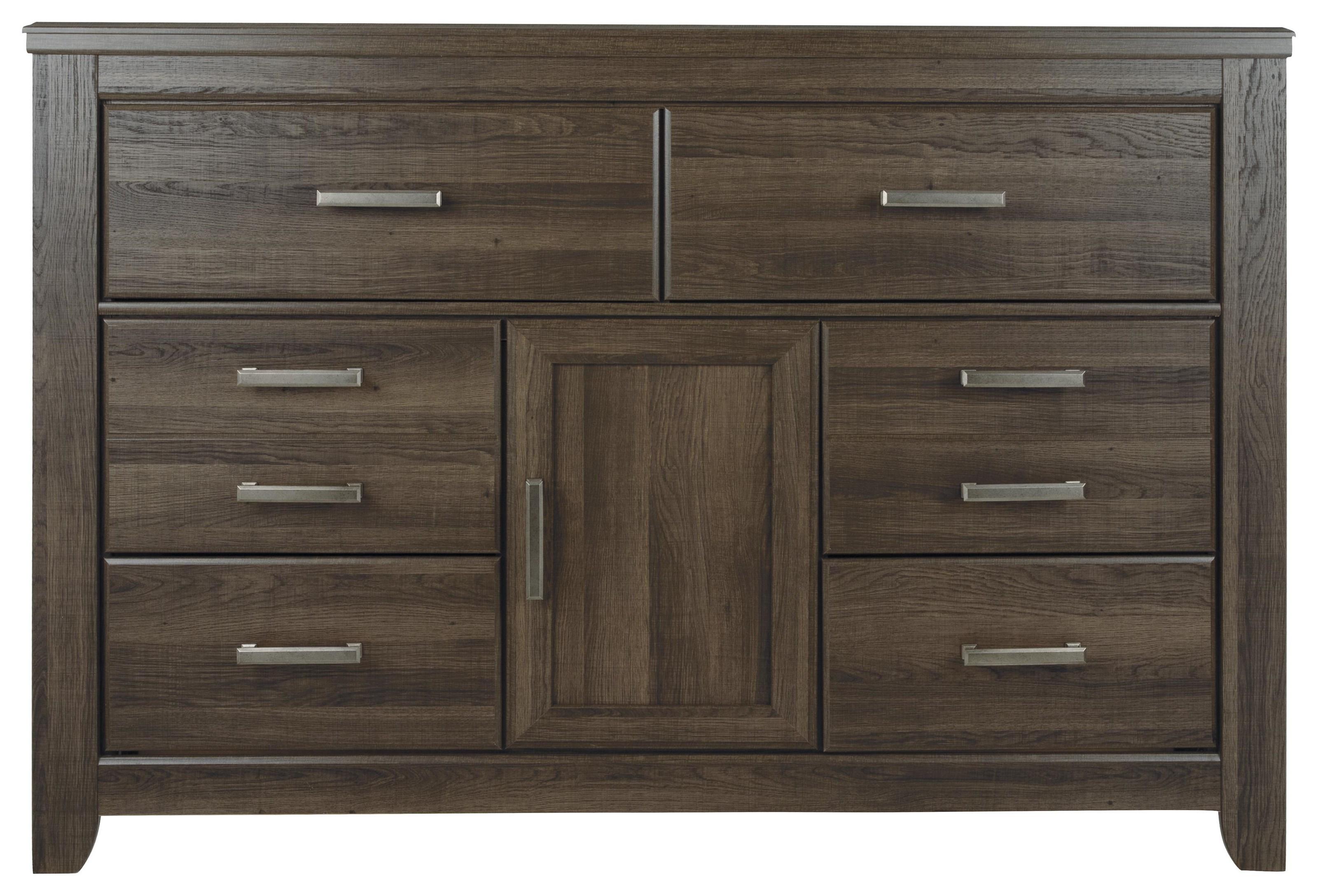 Juararo 6 Drawer Dresser by Signature Design by Ashley at HomeWorld Furniture