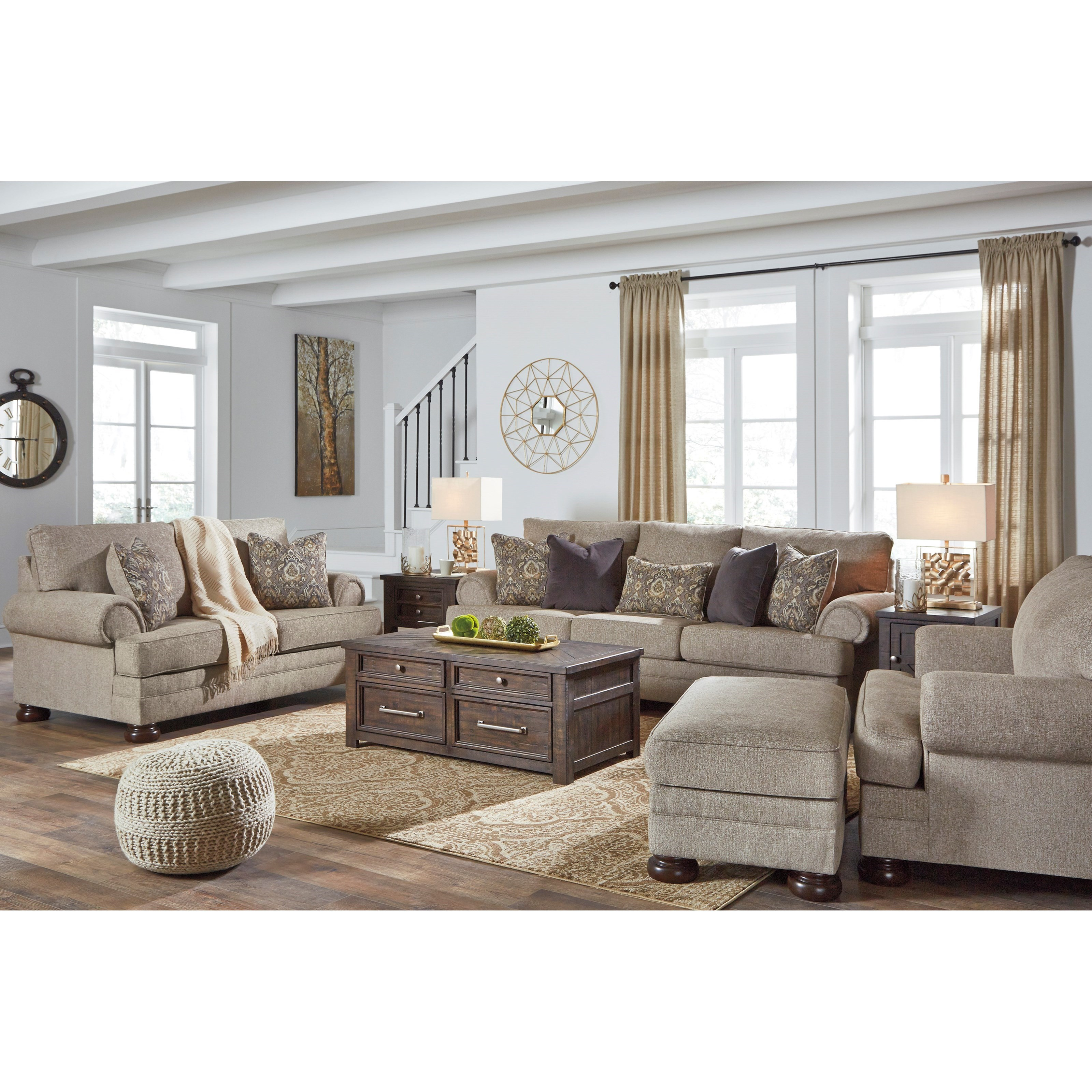 Kananwood Living Room Group by Signature Design by Ashley at Household Furniture